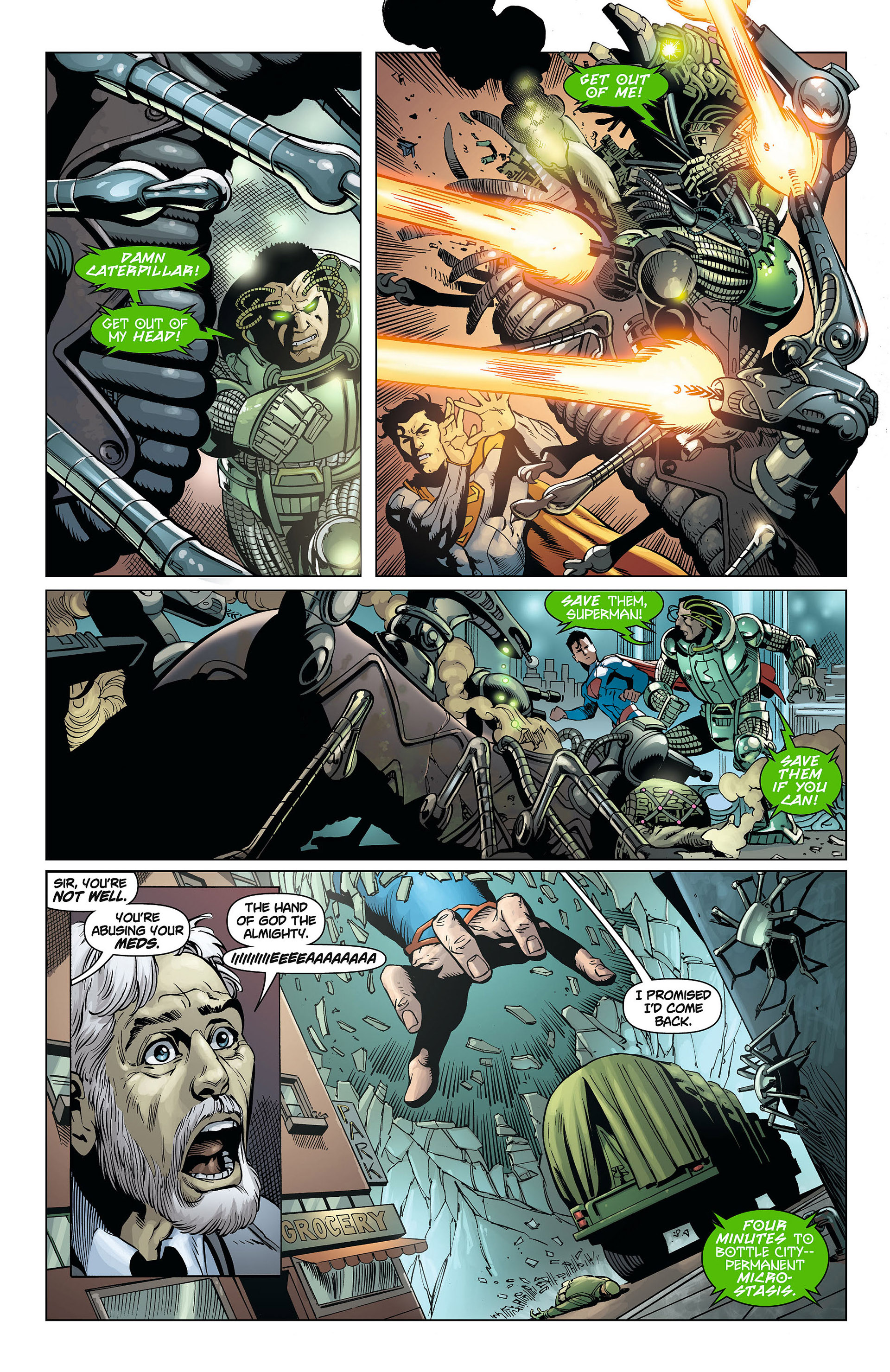 Read online Action Comics (2011) comic -  Issue #8 - 13