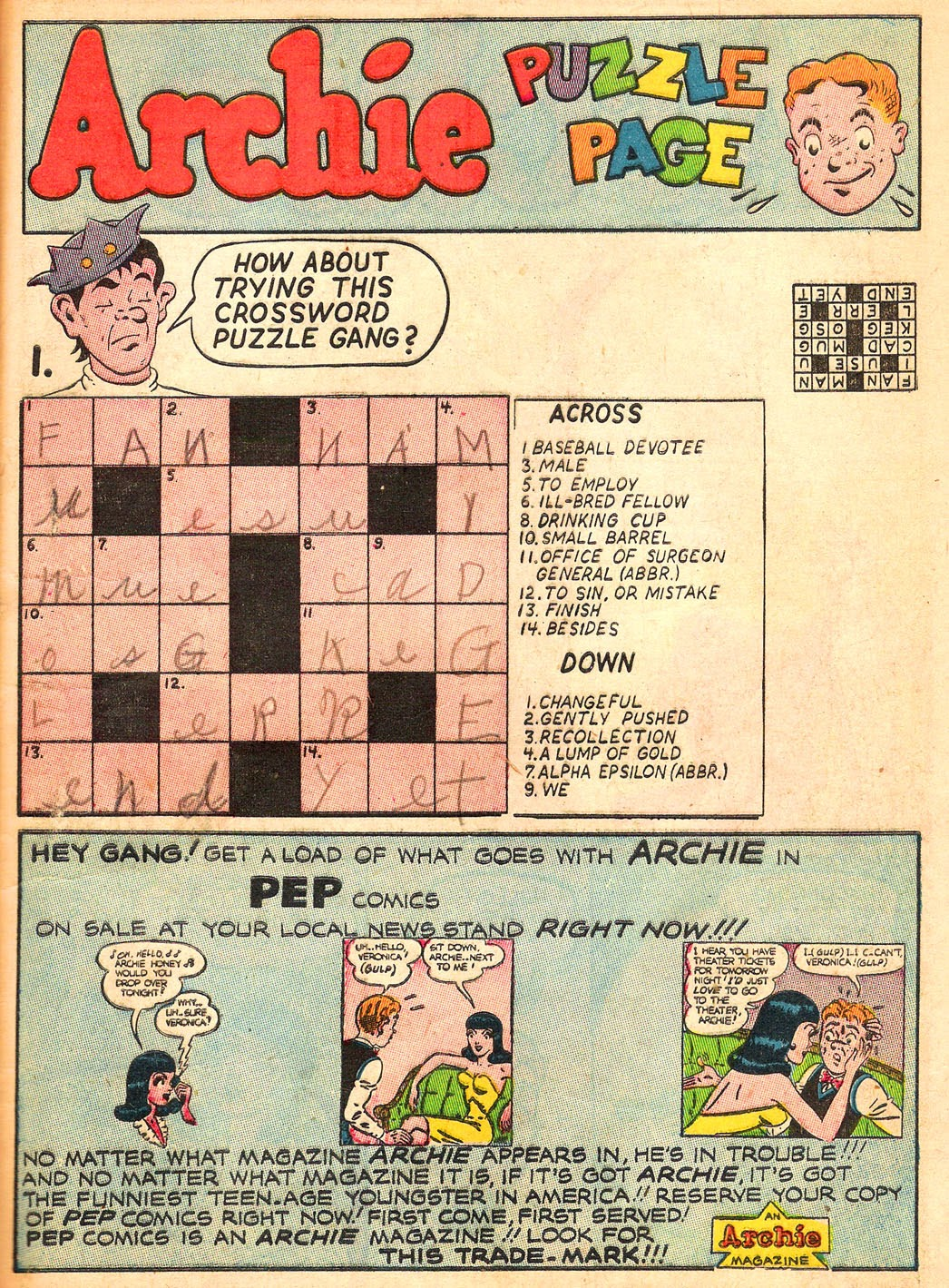 Archie Comics issue 027 - Page 11