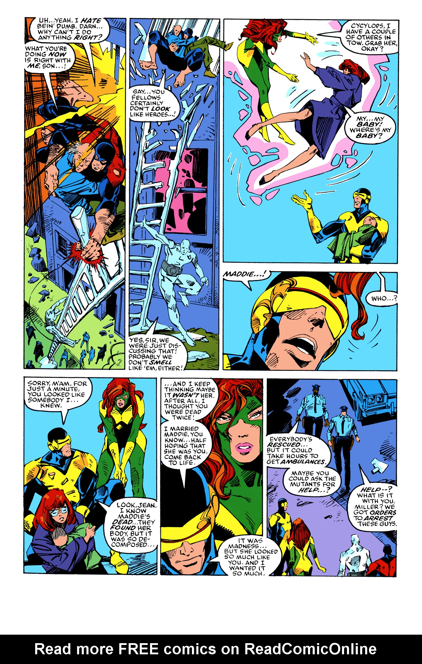 Read online X-Factor (1986) comic -  Issue #26 - 11