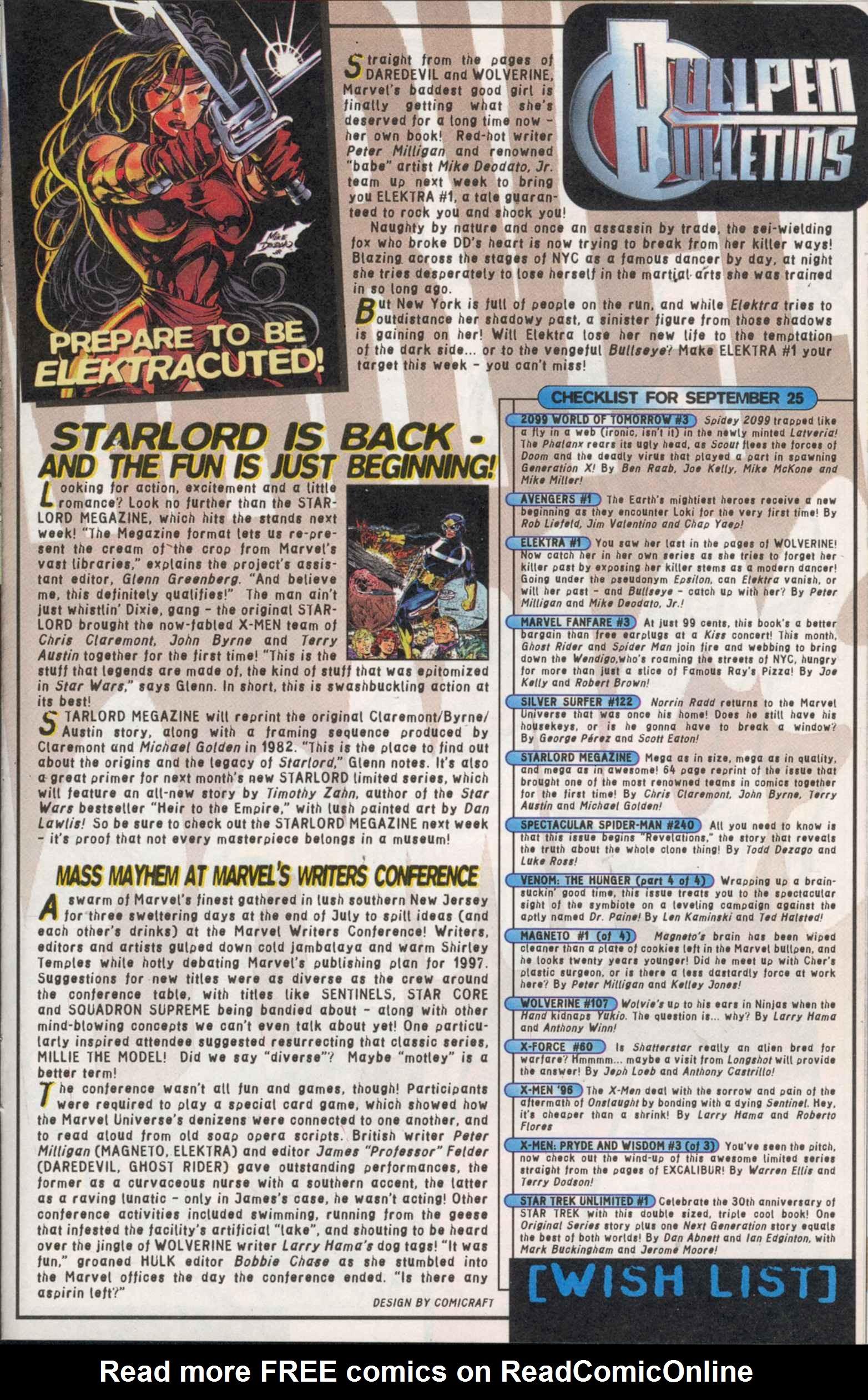 X-Men (1991) 58 Page 25
