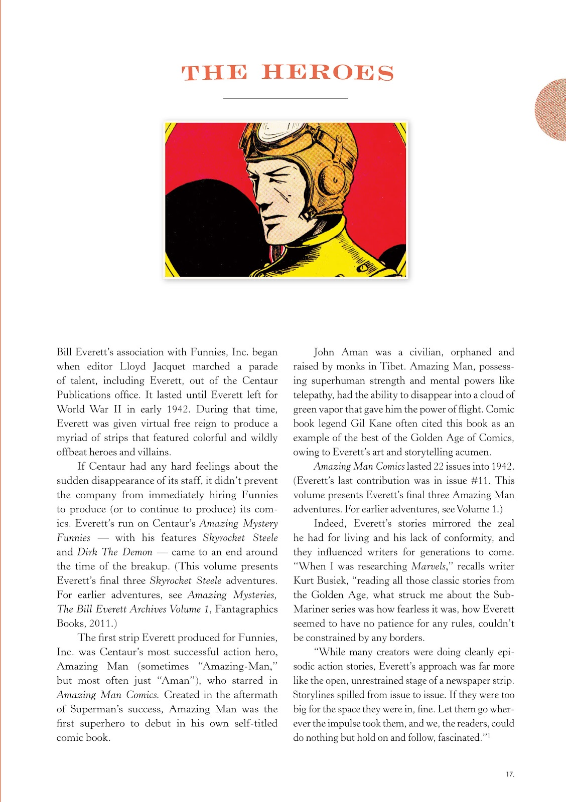 Read online The Bill Everett Archives comic -  Issue # TPB 2 (Part 1) - 18