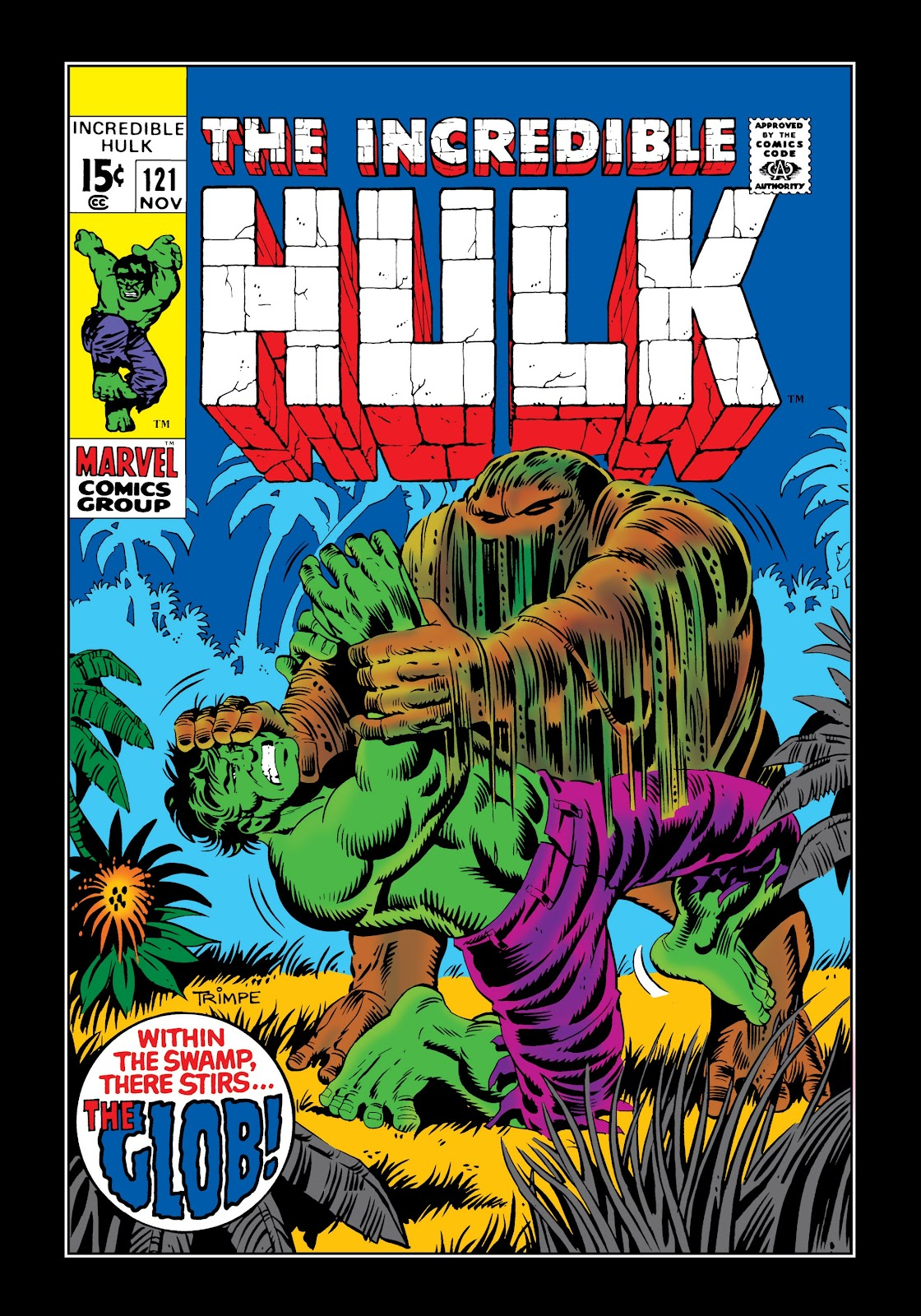 Read online Marvel Masterworks: The Incredible Hulk comic -  Issue # TPB 5 (Part 3) - 16