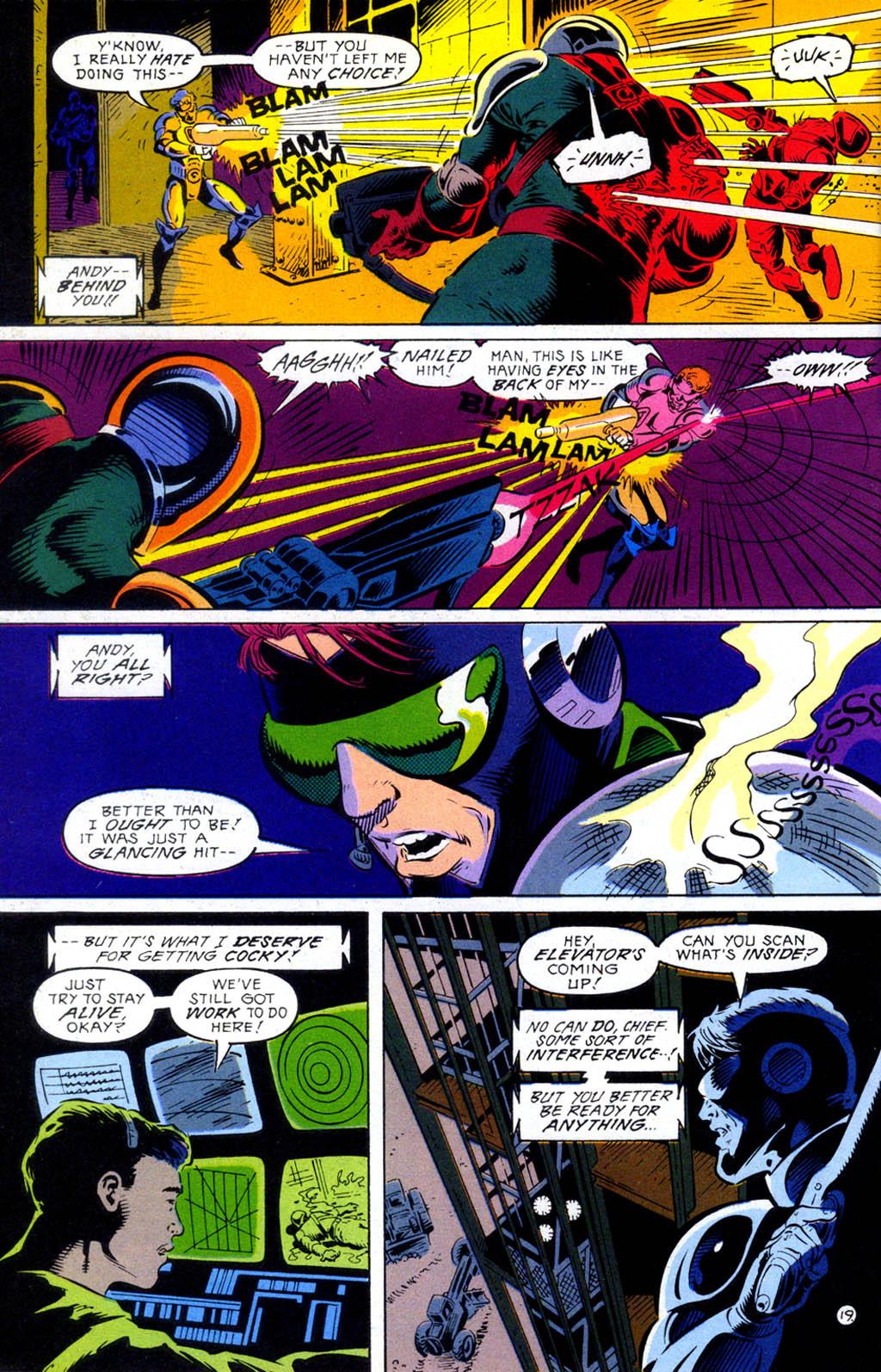 Read online Gunfire comic -  Issue #1 - 26