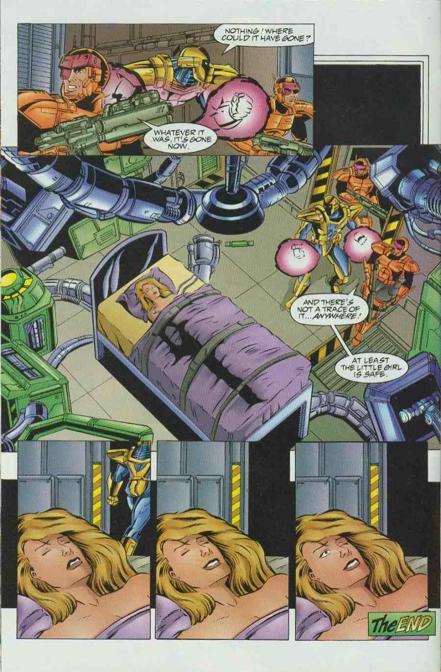 Read online Ultraverse Premiere comic -  Issue #6 - 28