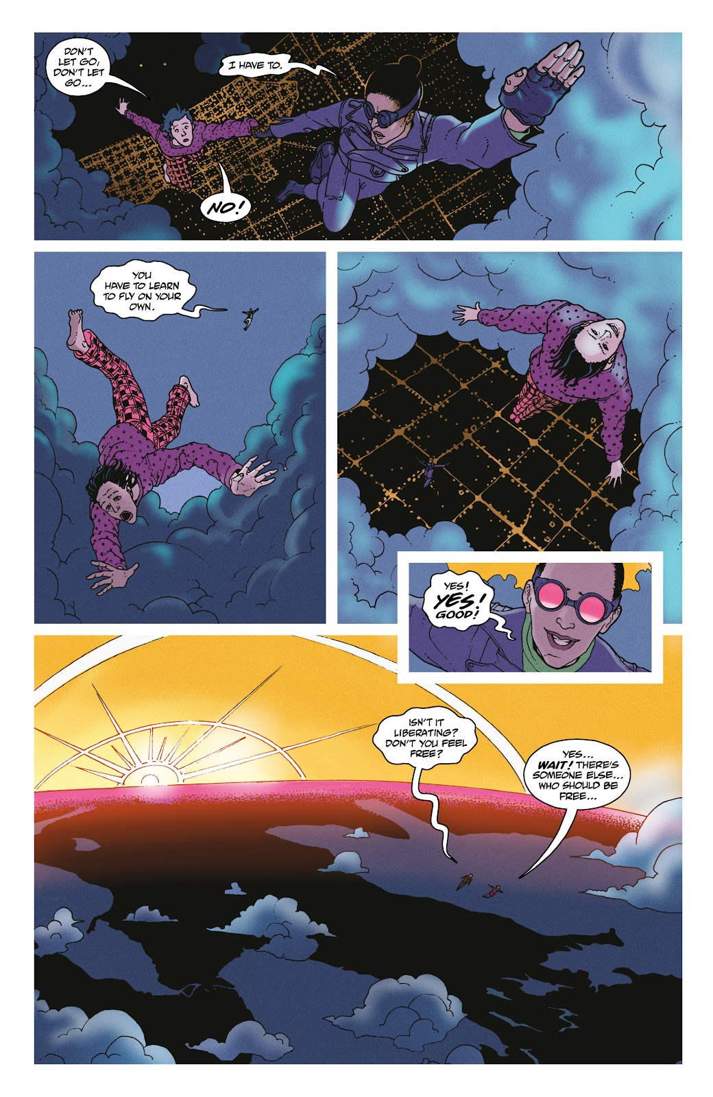 Read online She Could Fly comic -  Issue # _TPB - 104