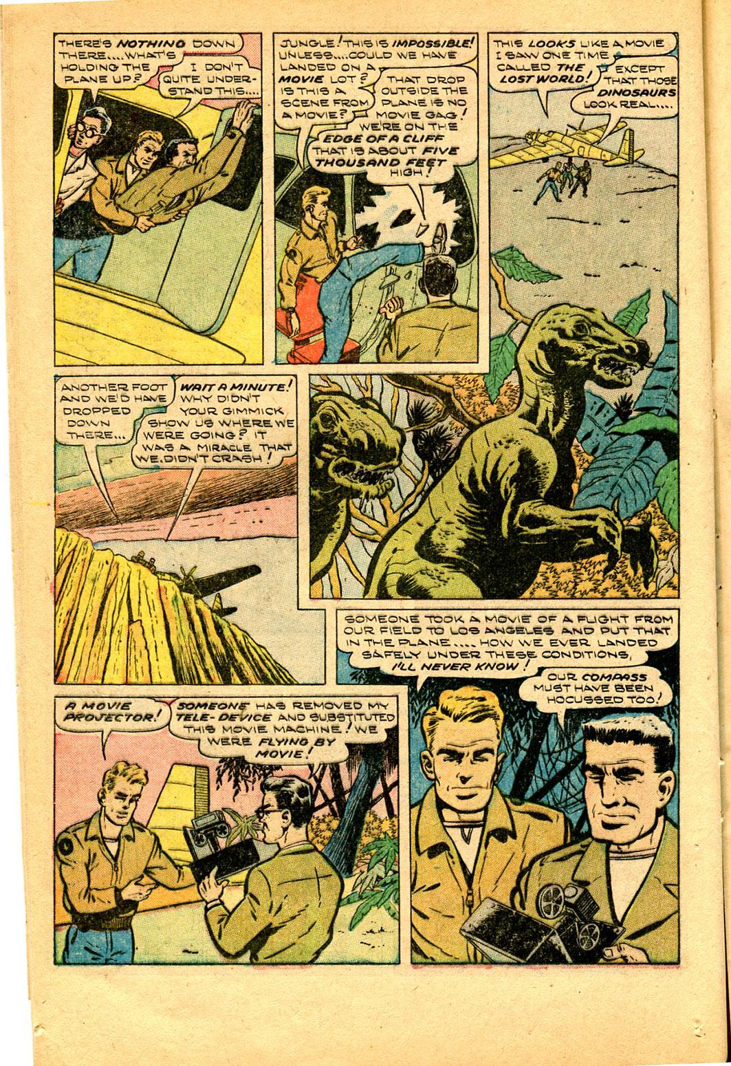 Read online Shadow Comics comic -  Issue #97 - 20