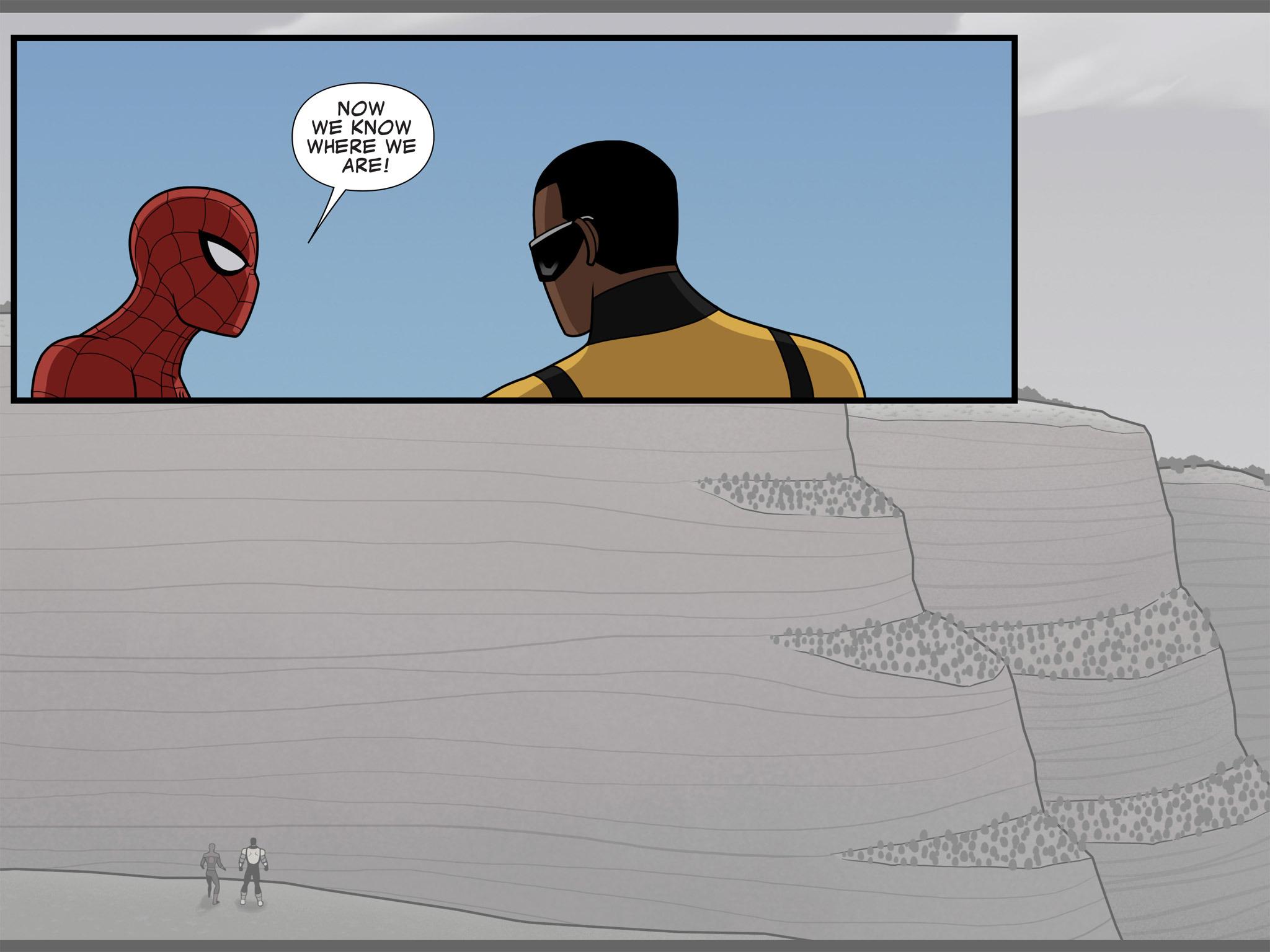 Read online Ultimate Spider-Man (Infinite Comics) (2015) comic -  Issue #9 - 13