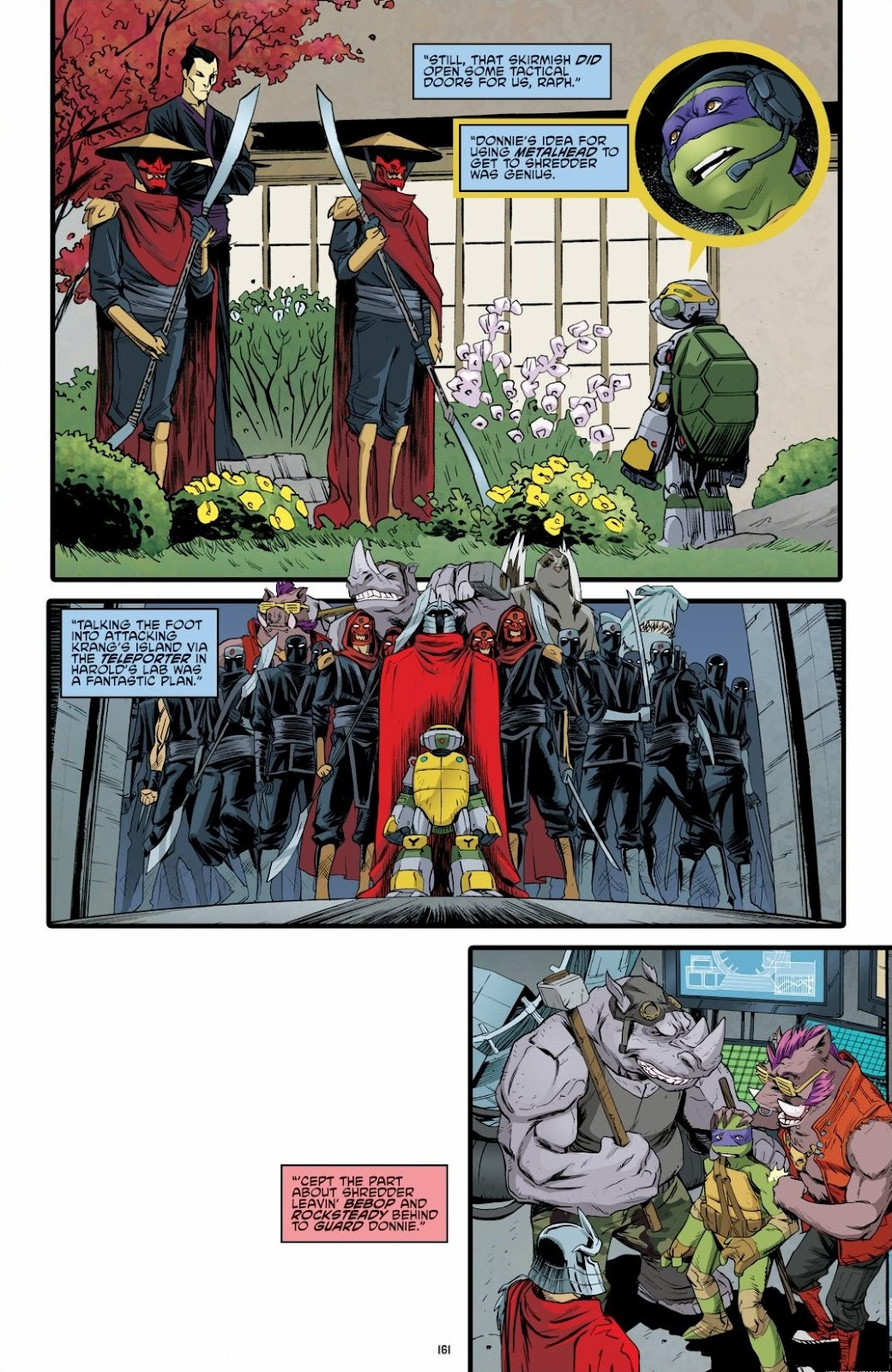 Read online Teenage Mutant Ninja Turtles: The IDW Collection comic -  Issue # TPB 6 (Part 2) - 59