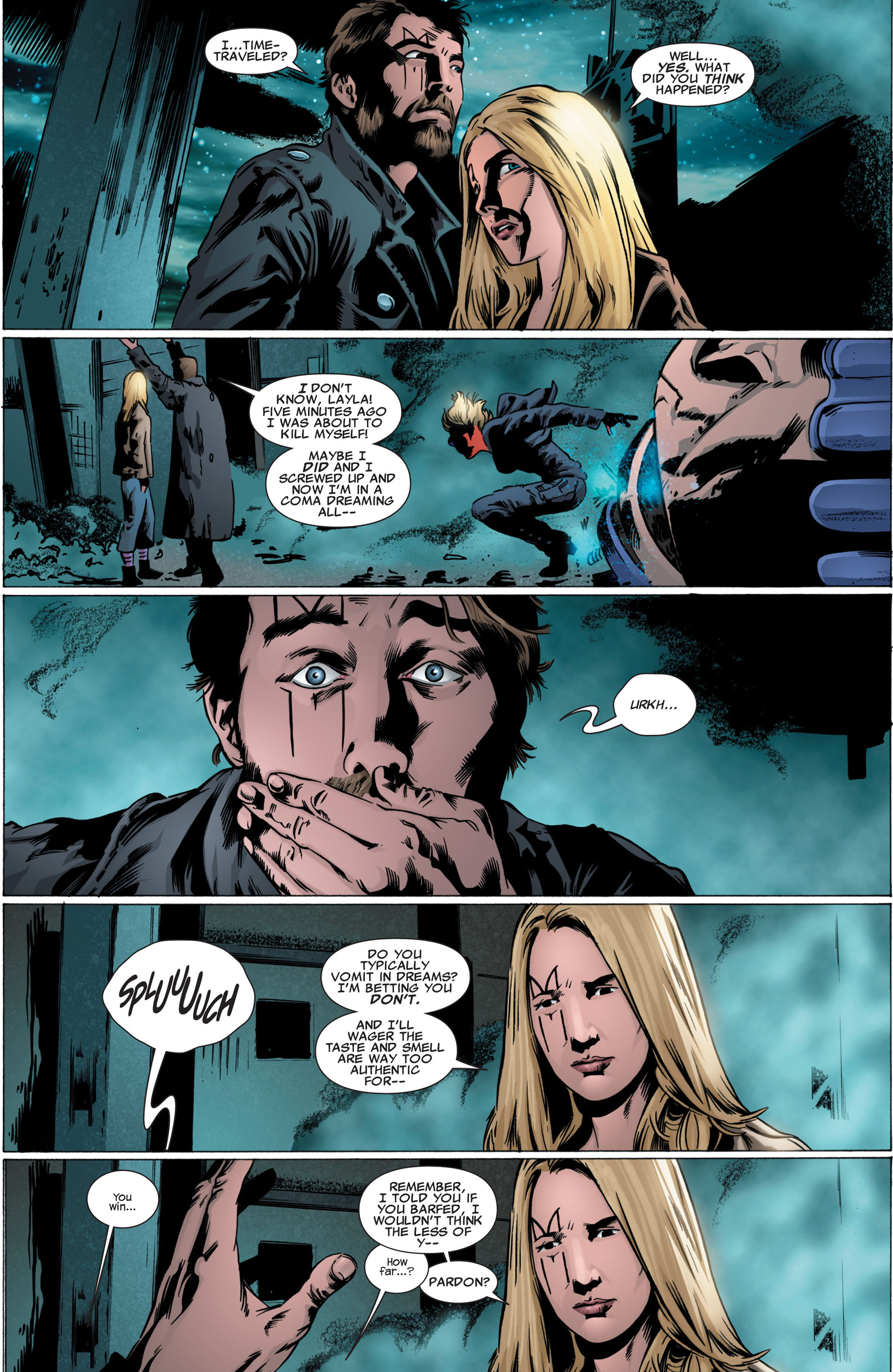 Read online X-Factor (2006) comic -  Issue #42 - 8
