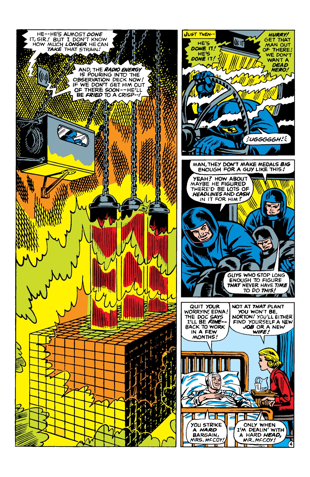 Uncanny X-Men (1963) issue 49 - Page 20