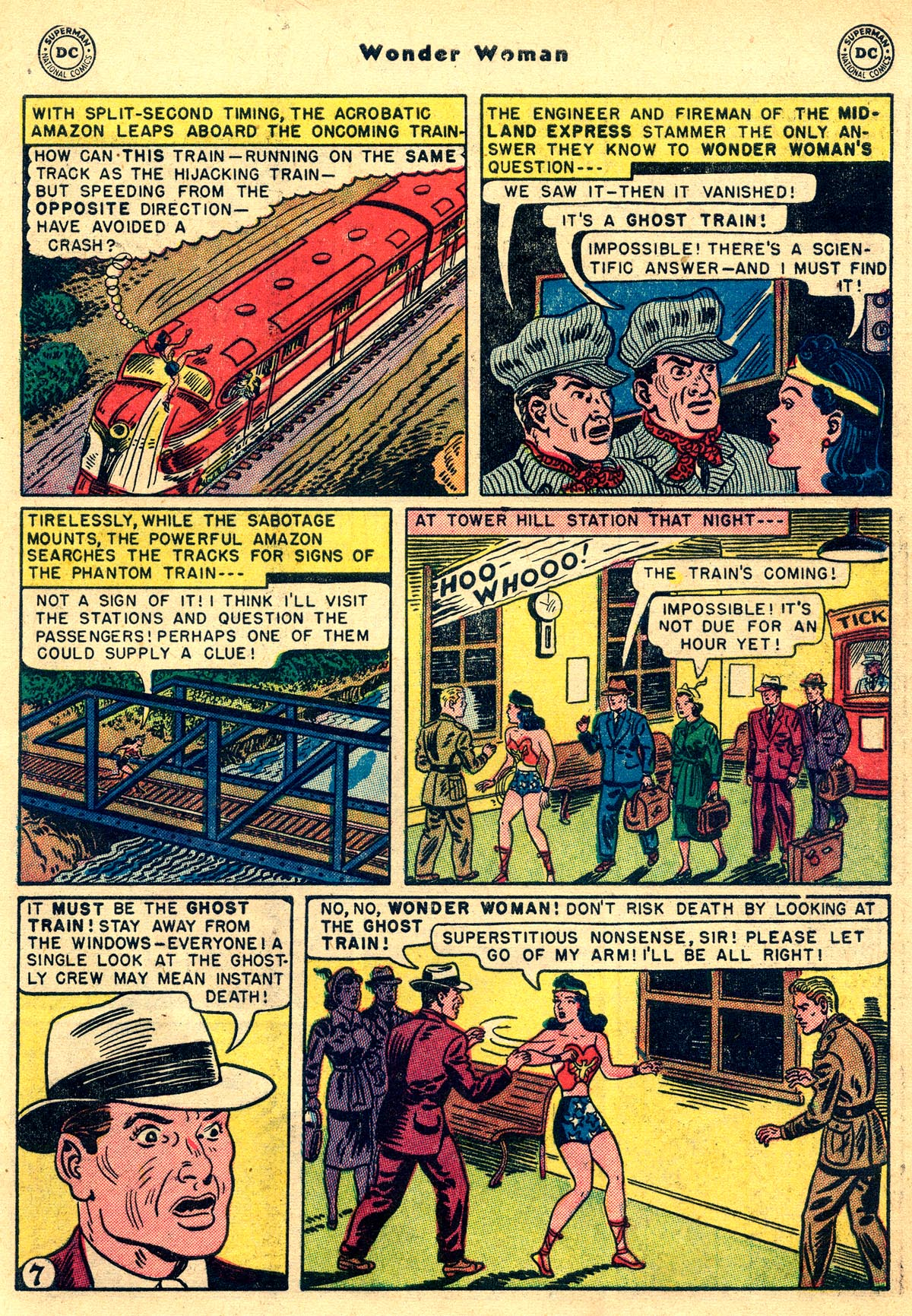 Read online Wonder Woman (1942) comic -  Issue #55 - 9