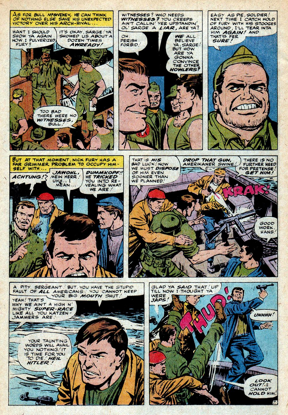 Read online Sgt. Fury comic -  Issue #85 - 12