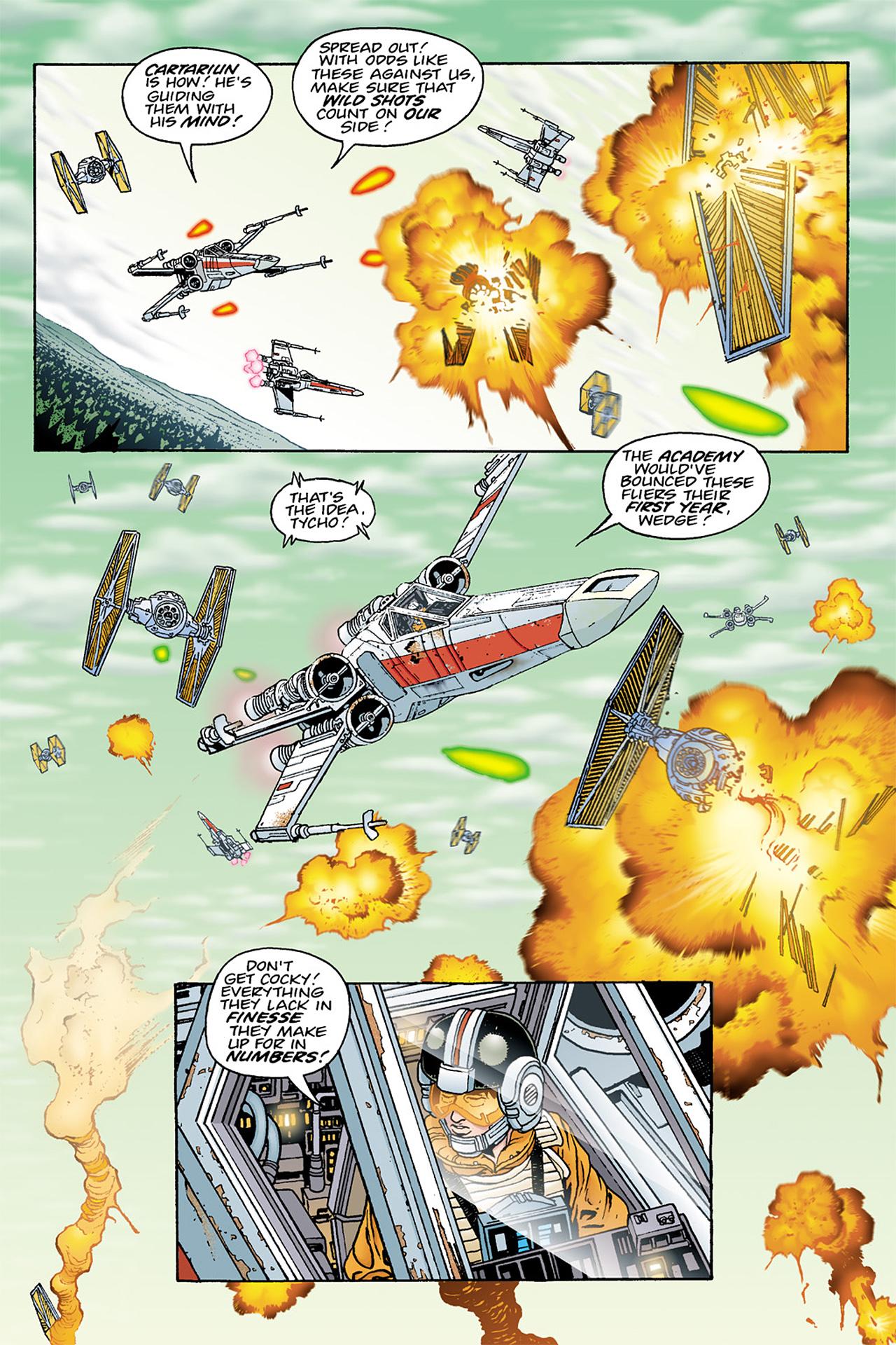 Read online Star Wars Omnibus comic -  Issue # Vol. 2 - 260