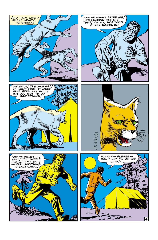 Read online Amazing Adventures (1961) comic -  Issue #3 - 19