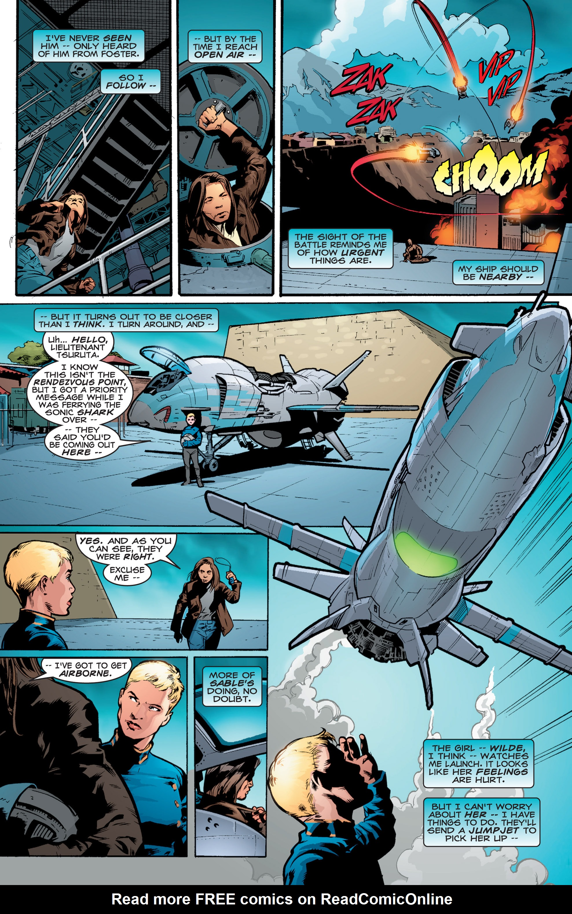 Read online Shockrockets comic -  Issue # TPB - 72