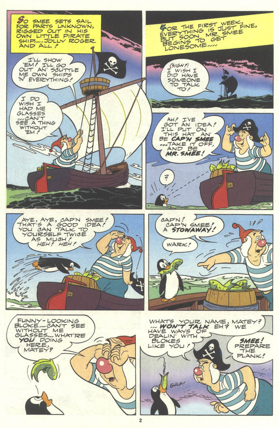 Walt Disney's Comics and Stories issue 574 - Page 44