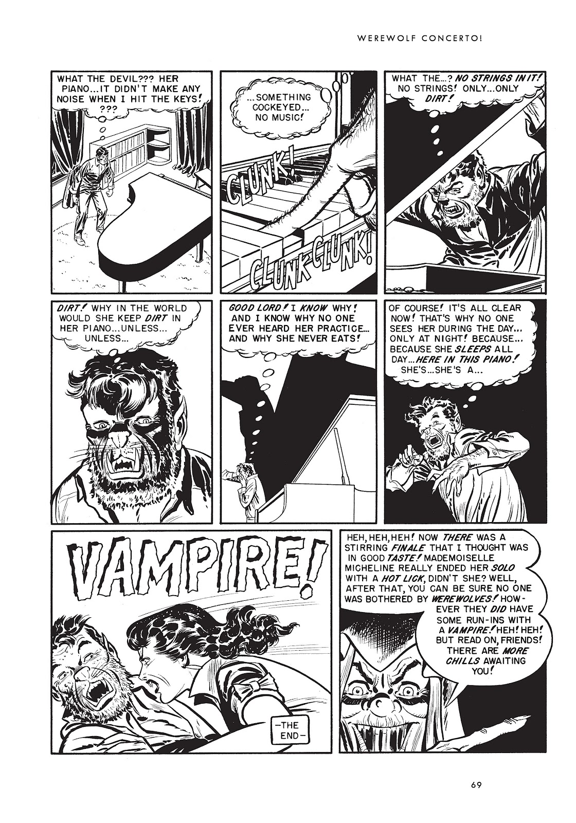 Read online Voodoo Vengeance and Other Stories comic -  Issue # TPB (Part 1) - 86