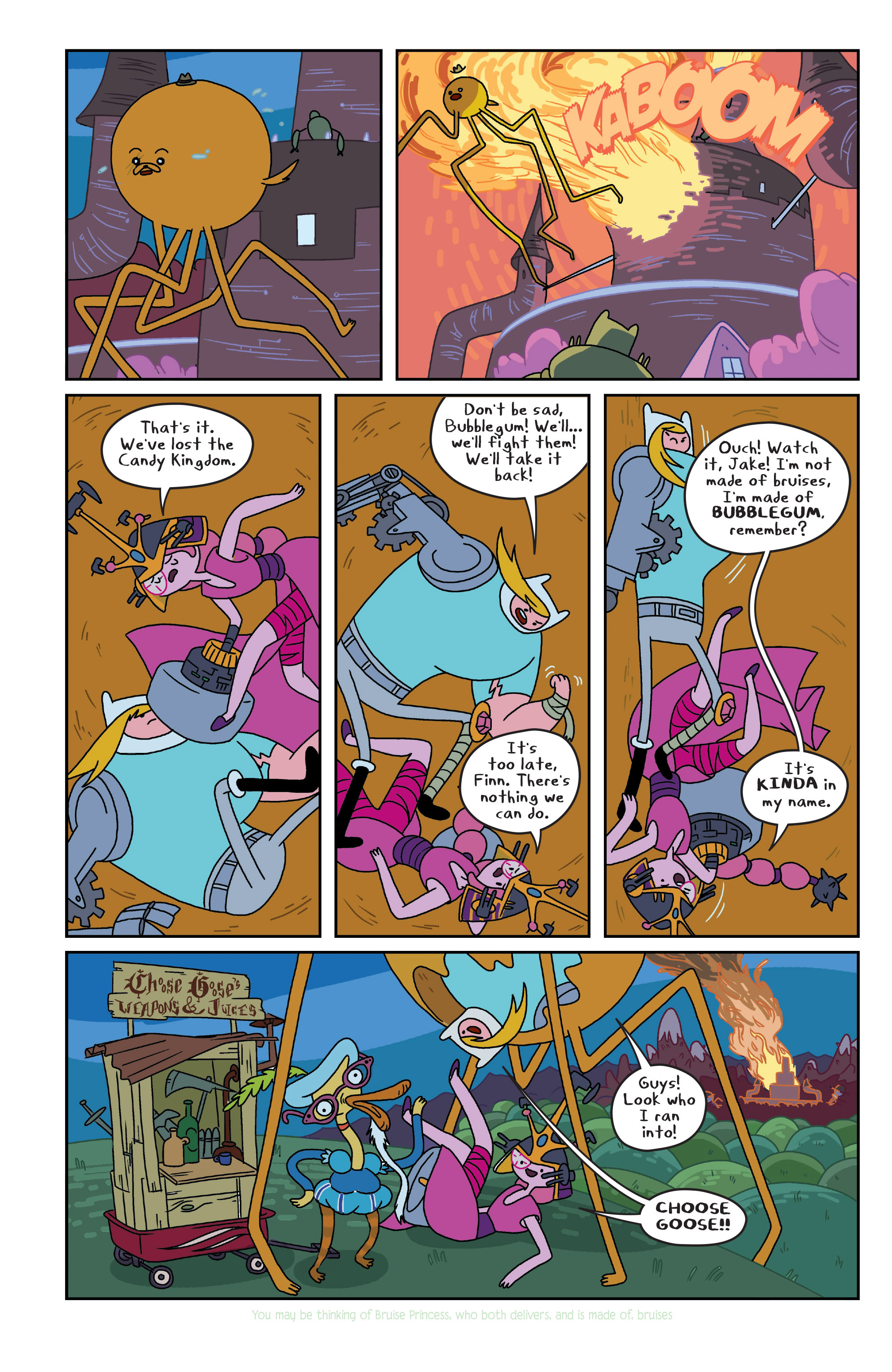 Read online Adventure Time comic -  Issue #Adventure Time _TPB 2 - 66