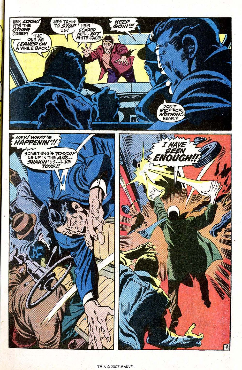 Silver Surfer (1968) issue 5 - Page 21