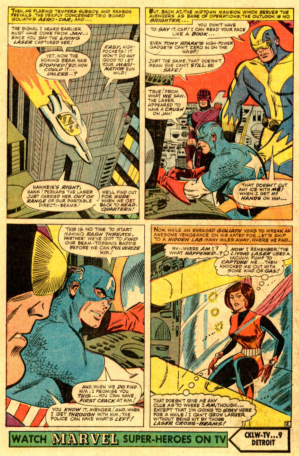 The Avengers (1963) 35 Page 6