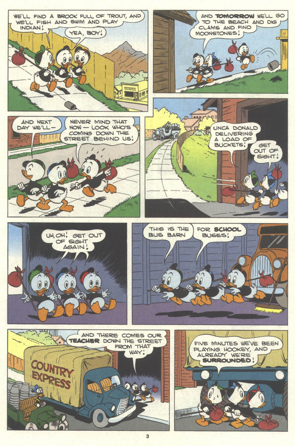 Walt Disney's Comics and Stories issue 577 - Page 4