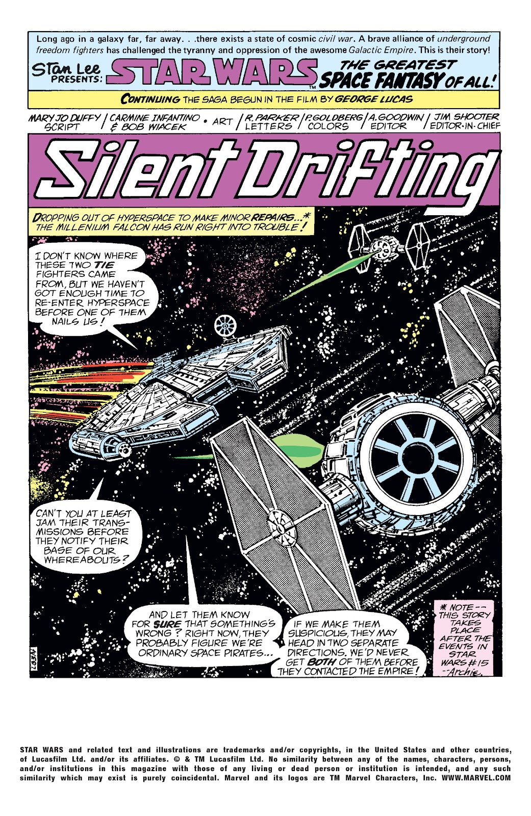 Read online Star Wars Legends: The Original Marvel Years - Epic Collection comic -  Issue # TPB 2 (Part 1) - 7