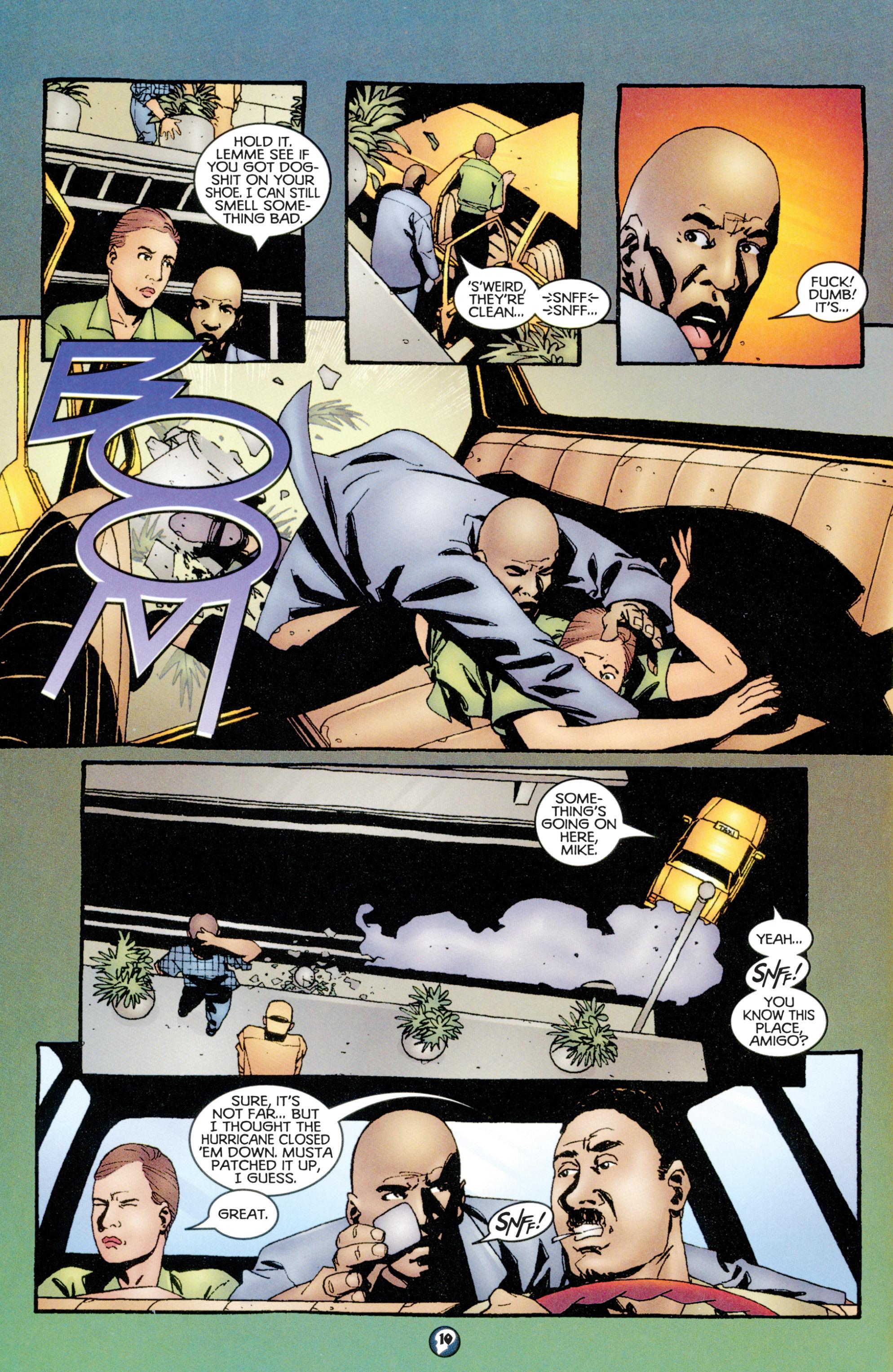 Read online Shadowman (1997) comic -  Issue #11 - 9