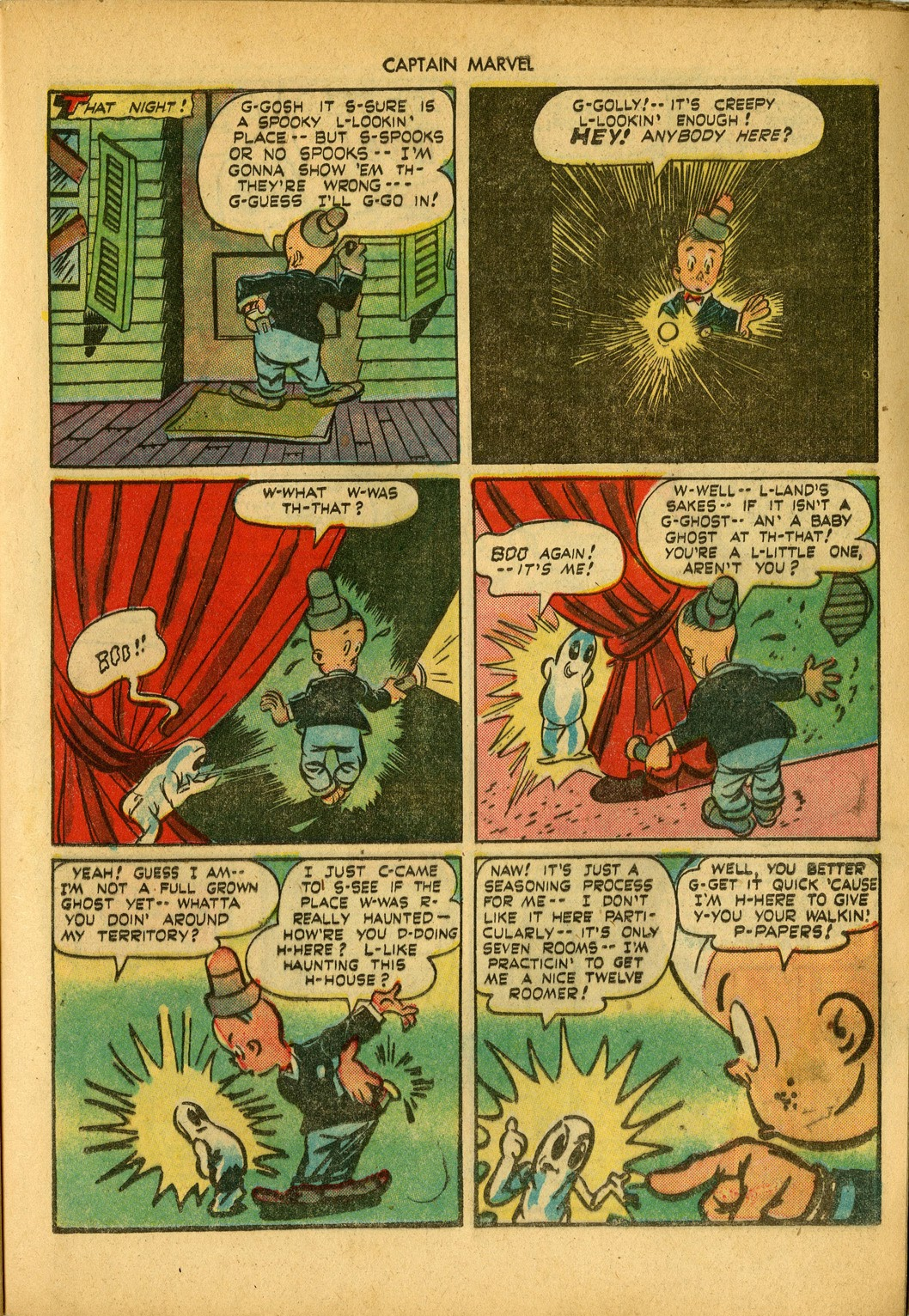Captain Marvel Adventures issue 34 - Page 17