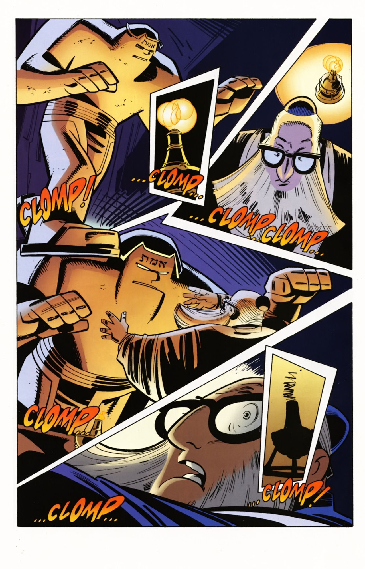 Read online Scooby-Doo: Where Are You? comic -  Issue #4 - 26