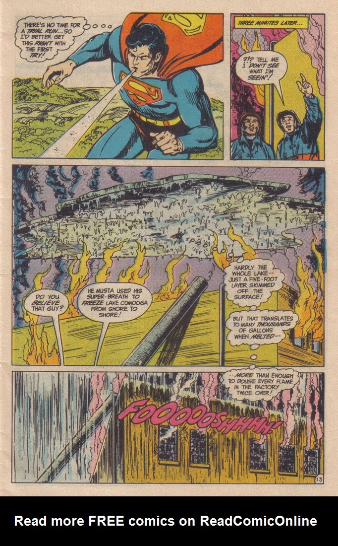 Read online Superman III comic -  Issue # Full - 13