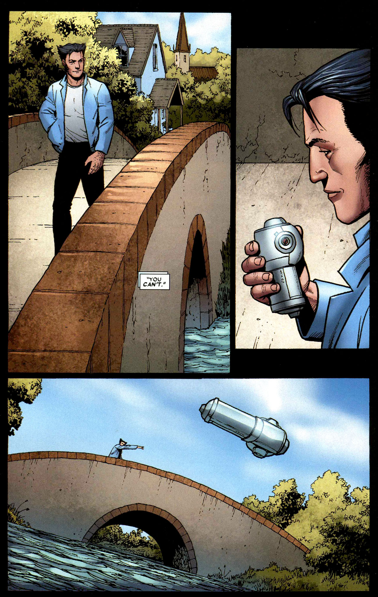 Read online Wolverine: Origins comic -  Issue #15 - 22