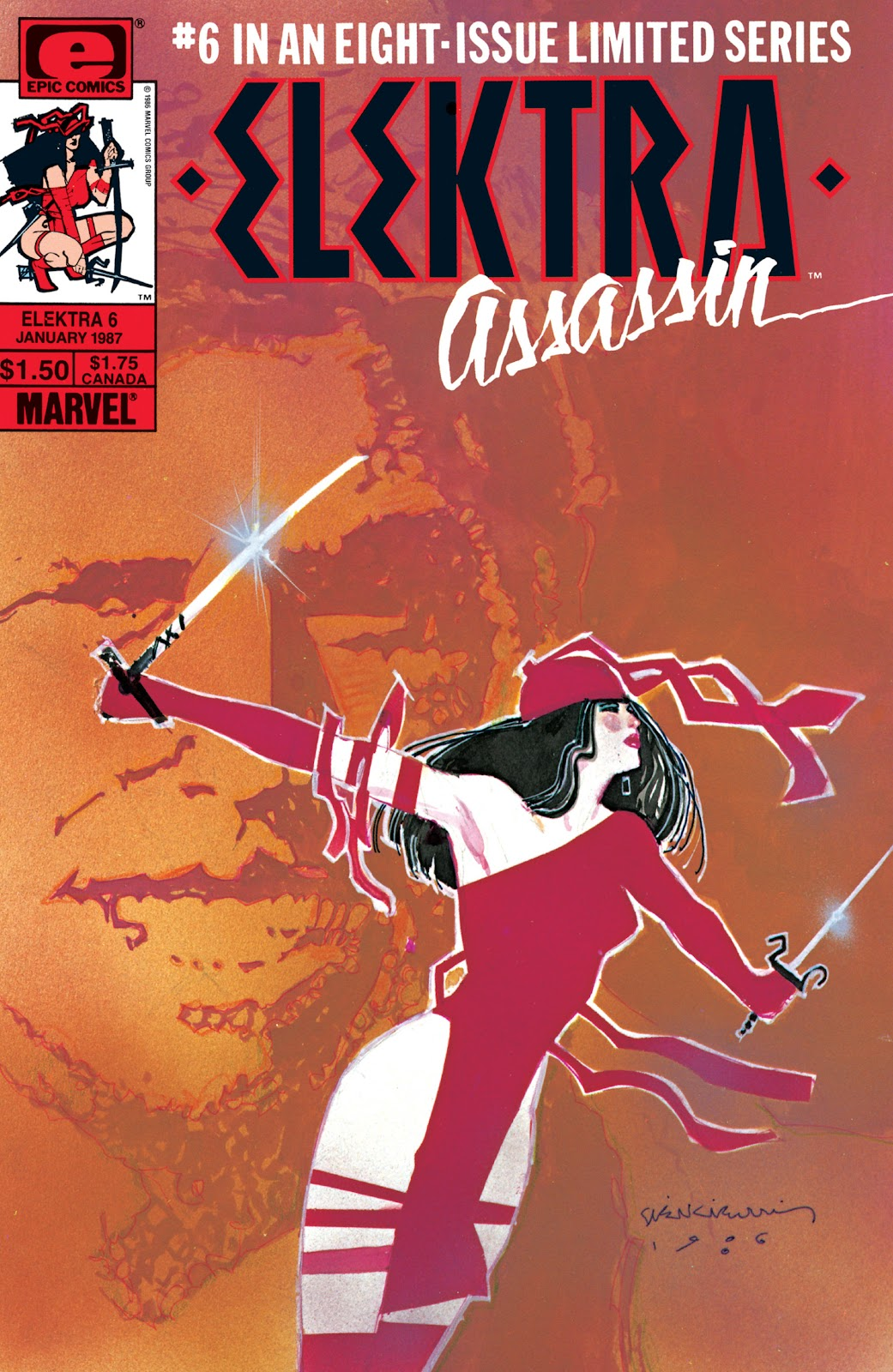 Elektra: Assassin (1986) 6 Page 1