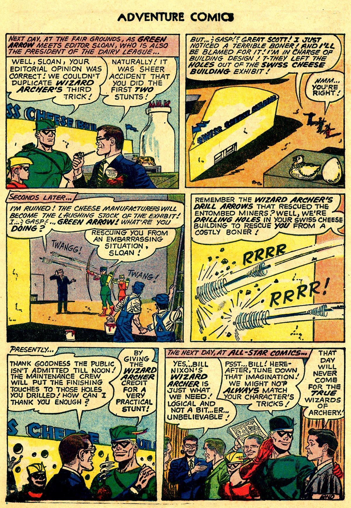 Read online Adventure Comics (1938) comic -  Issue #269 - 23