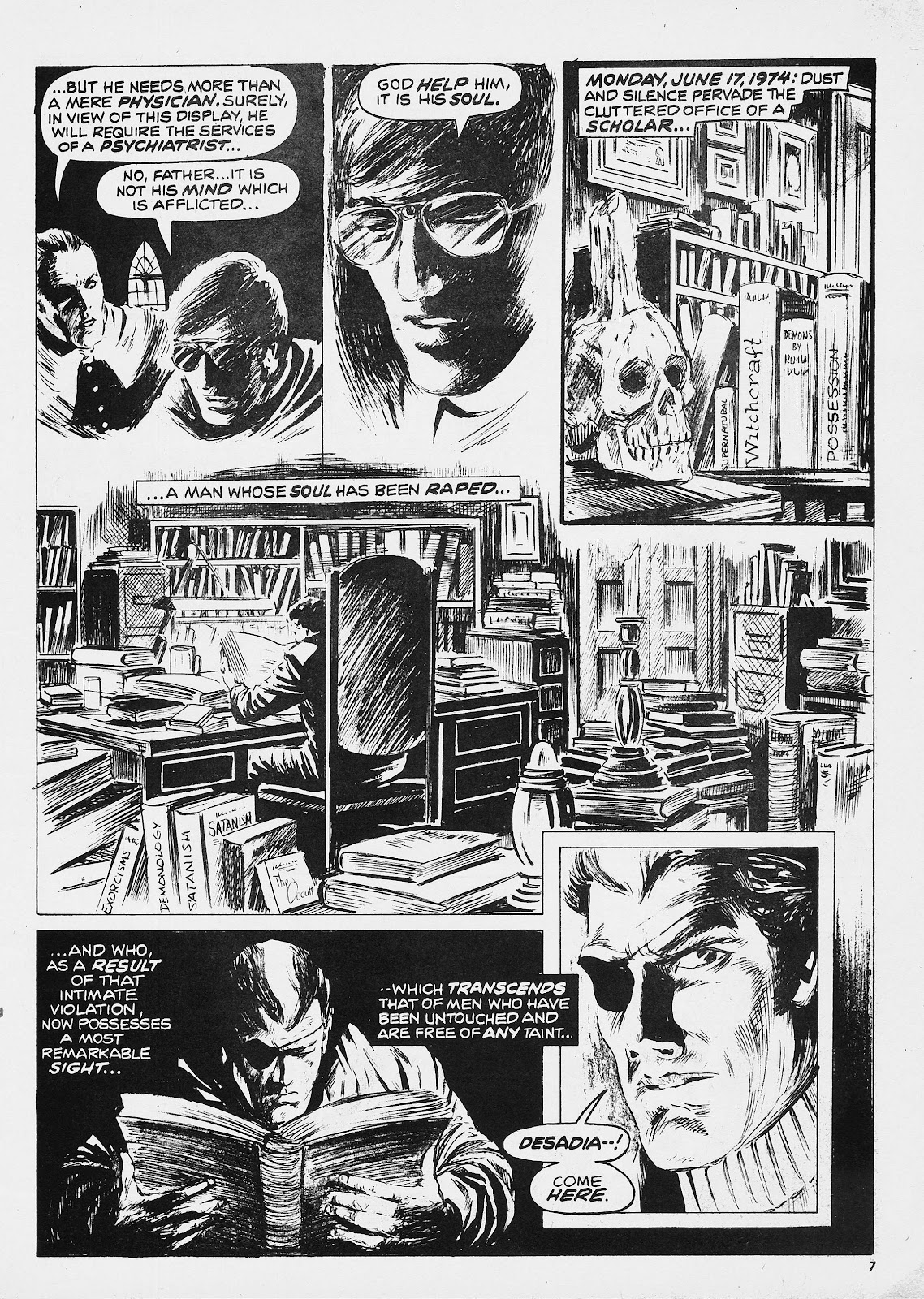 Haunt of Horror issue 2 - Page 7