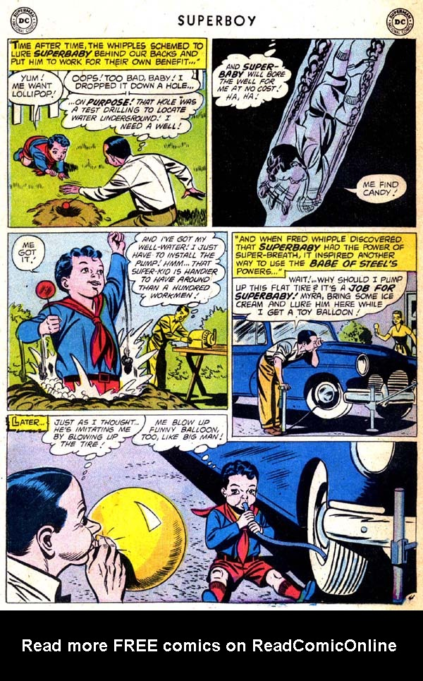 Superboy (1949) issue 71 - Page 23