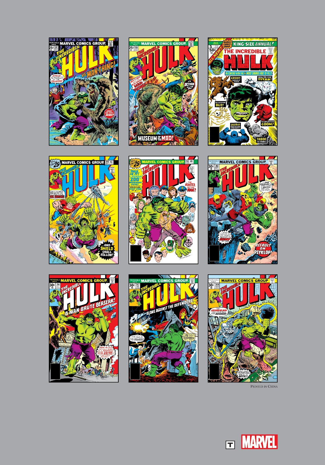 Read online Marvel Masterworks: The Incredible Hulk comic -  Issue # TPB 12 (Part 3) - 87