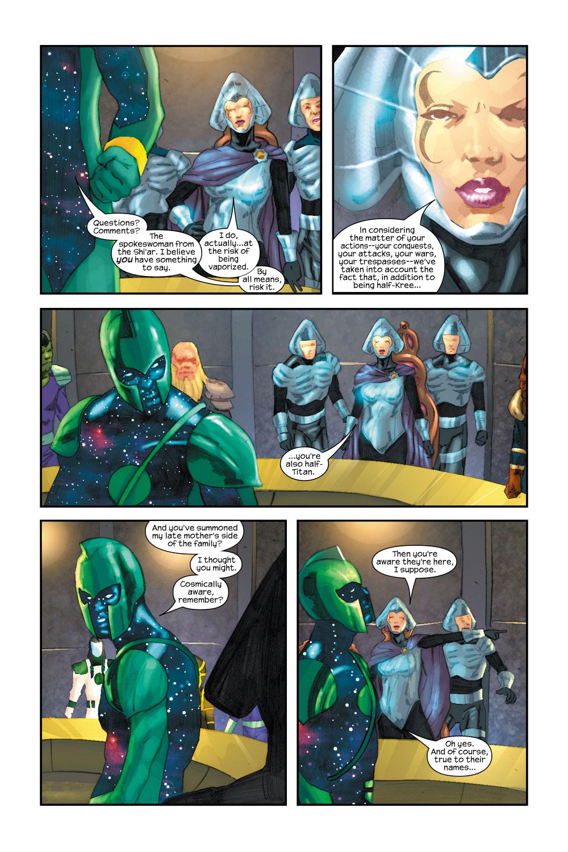 Captain Marvel (2002) Issue #15 #15 - English 20