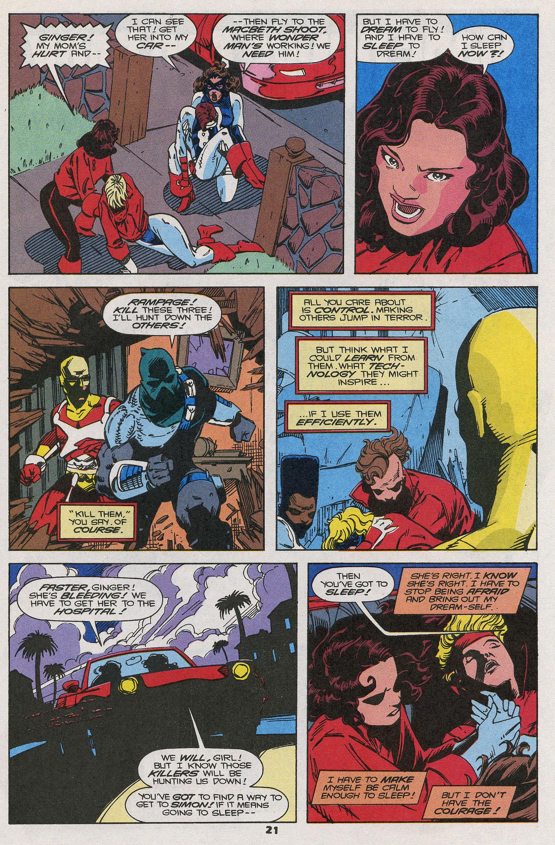 Read online Wonder Man (1991) comic -  Issue #20 - 18