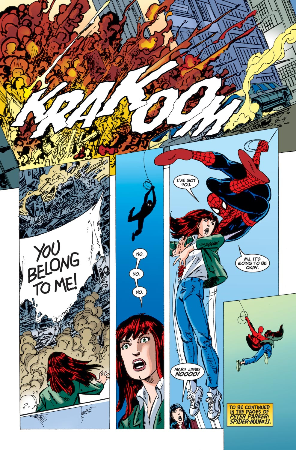 The Amazing Spider-Man (1999) 11 Page 21