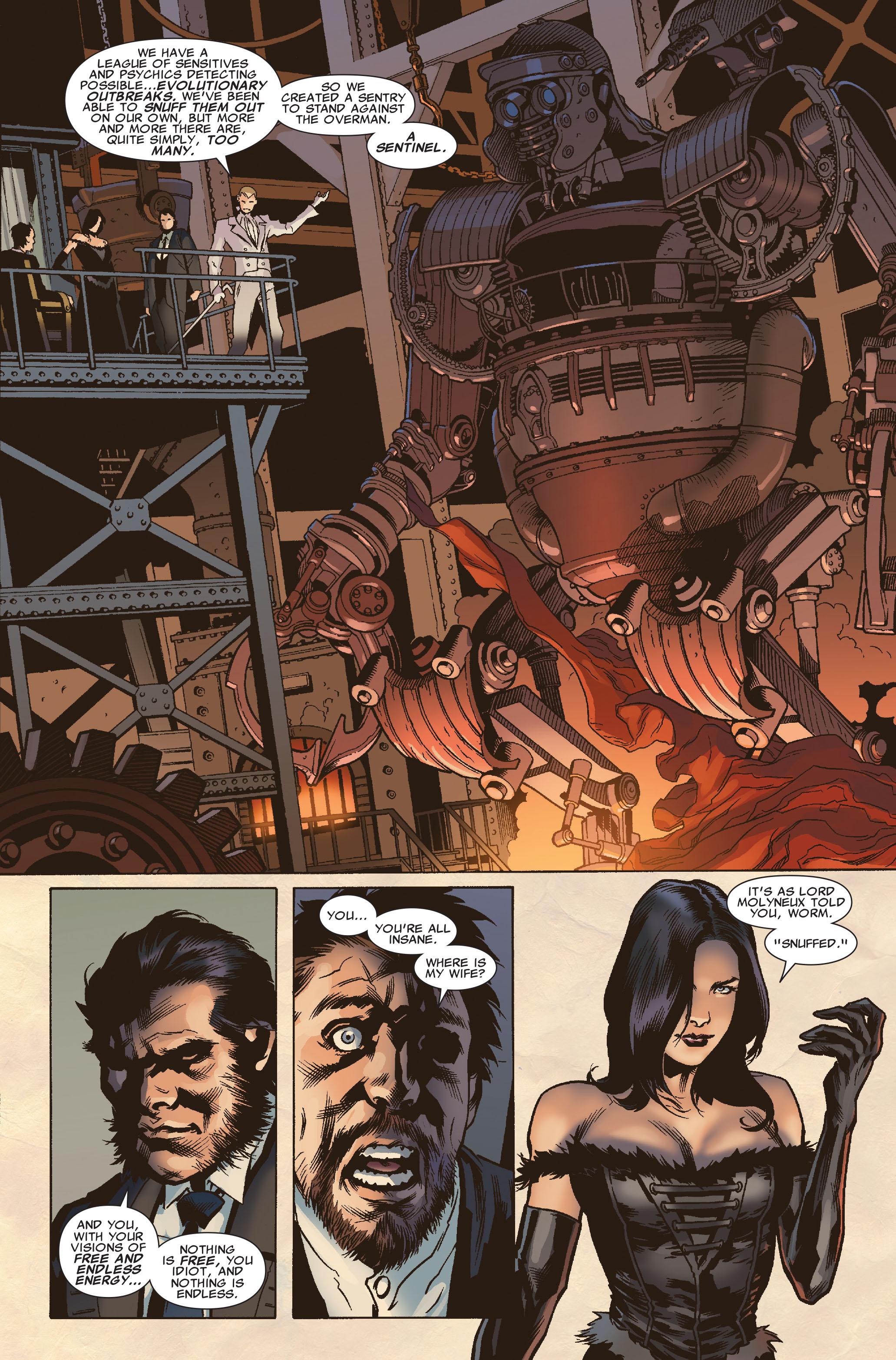 Read online Uncanny X-Men (1963) comic -  Issue #512 - 25