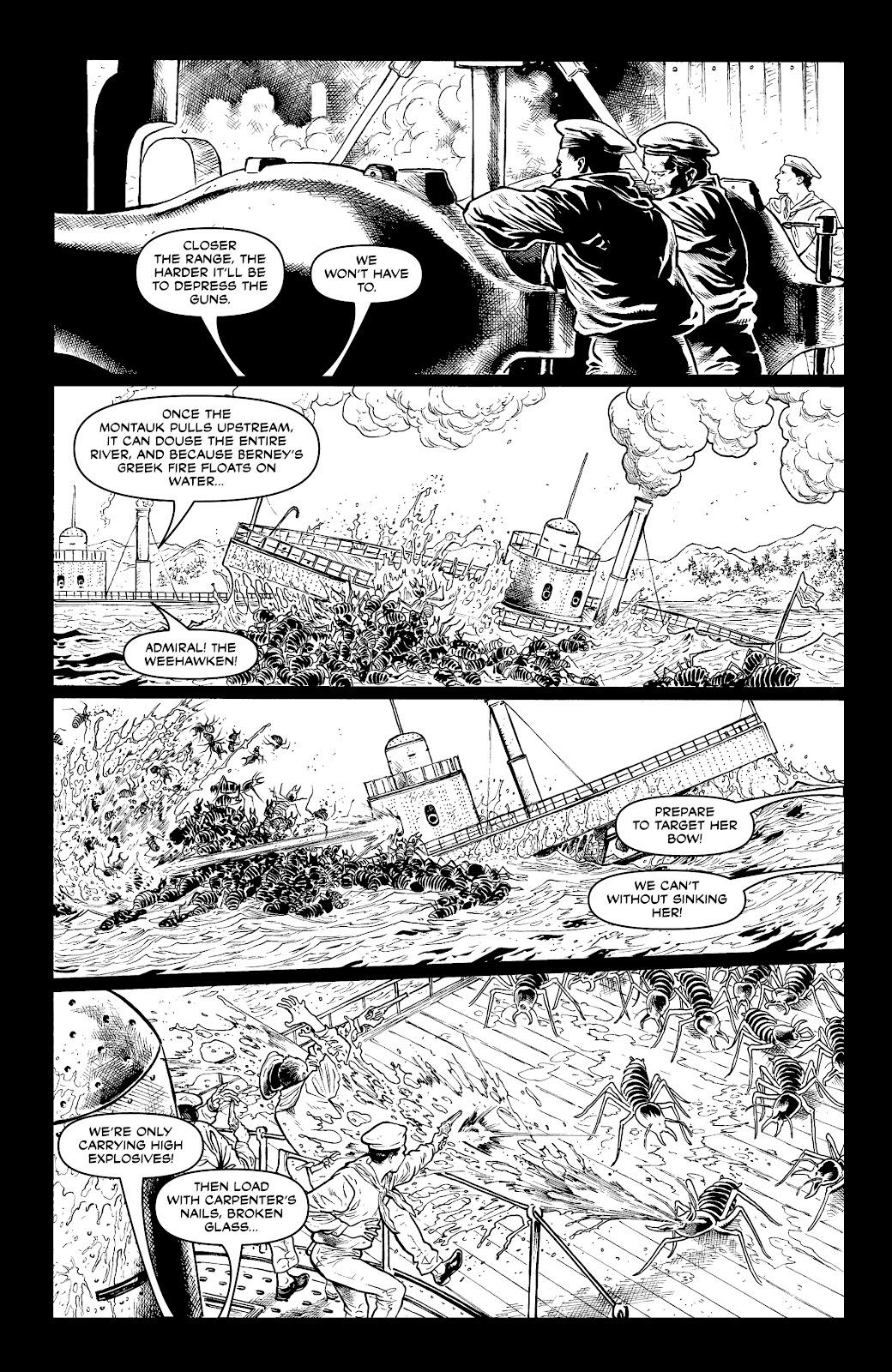 Read online Alan Moore's Cinema Purgatorio comic -  Issue #17 - 38