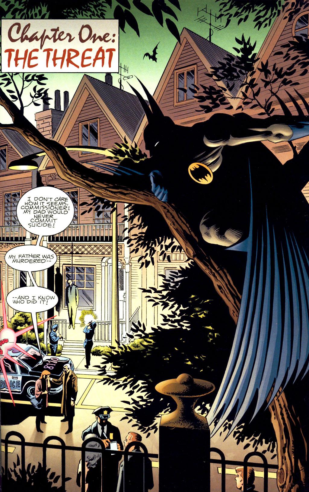 Read online Batman: Dreamland comic -  Issue # Full - 3