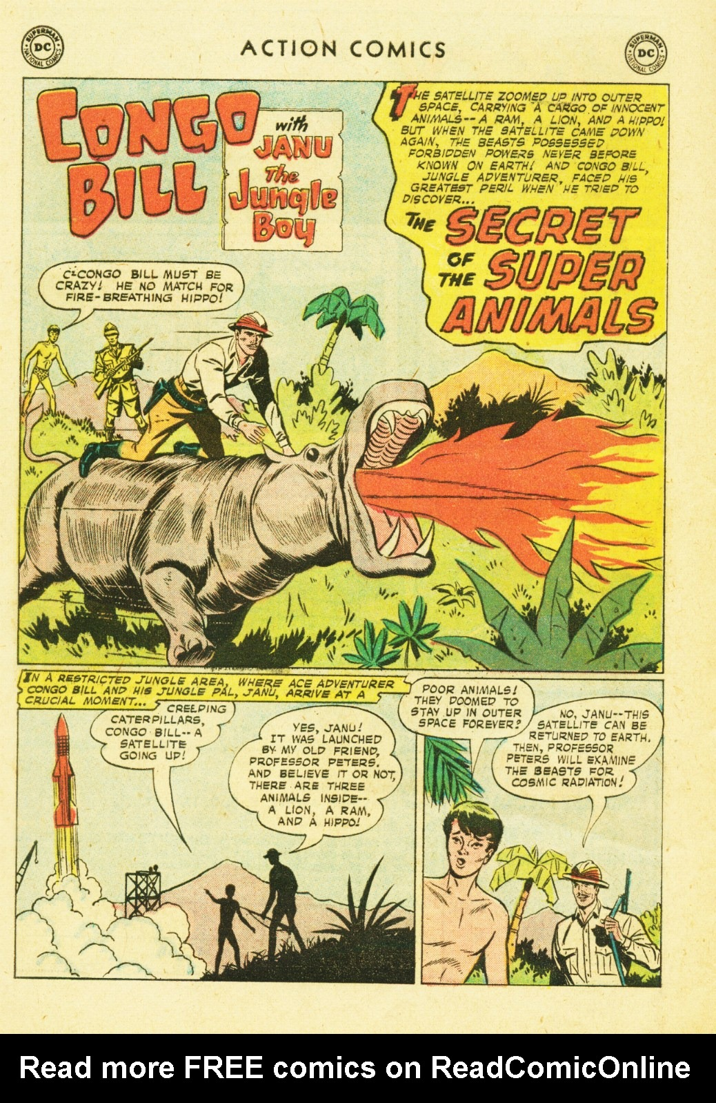 Read online Action Comics (1938) comic -  Issue #245 - 28