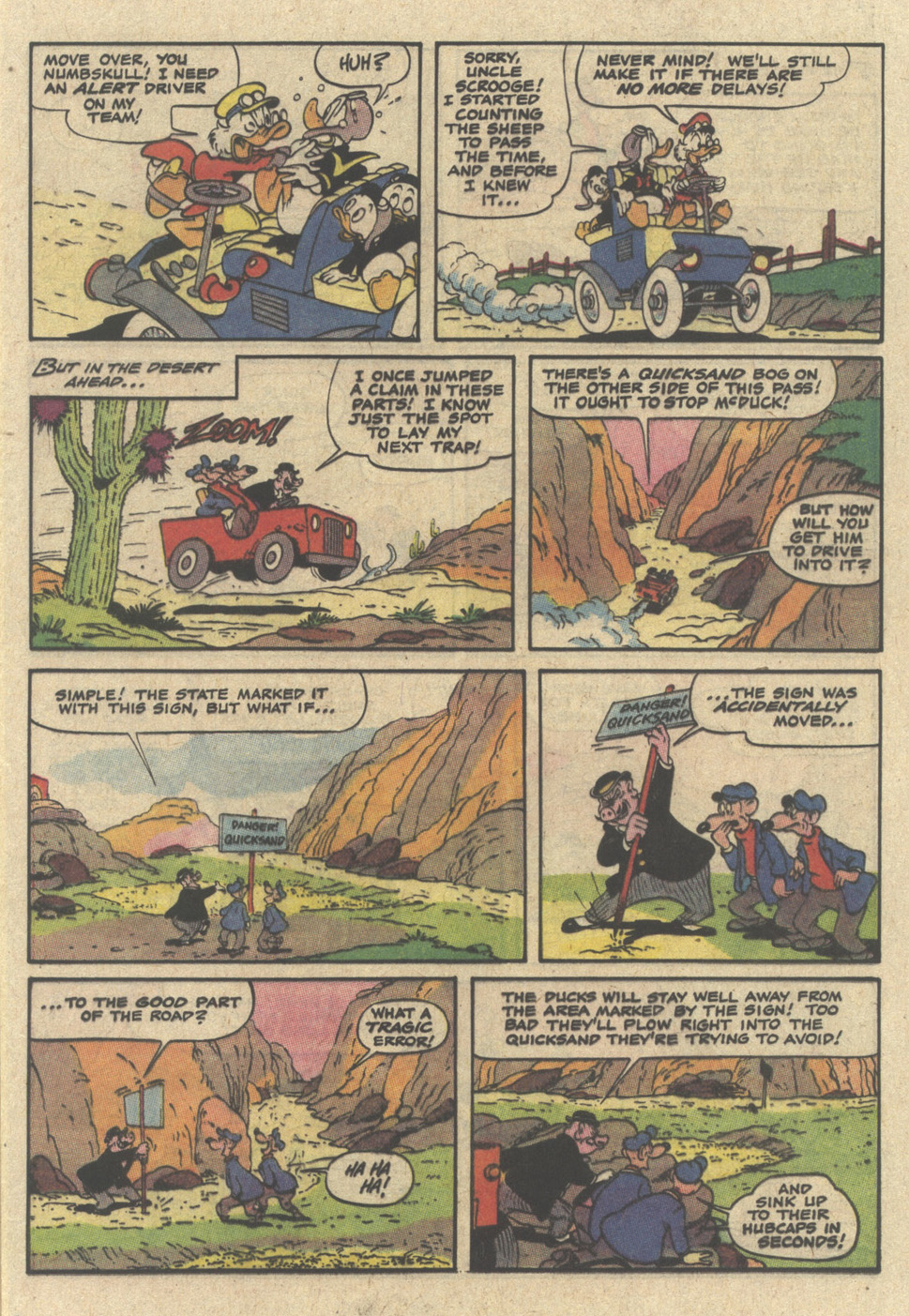 Read online Uncle Scrooge (1953) comic -  Issue #239 - 13