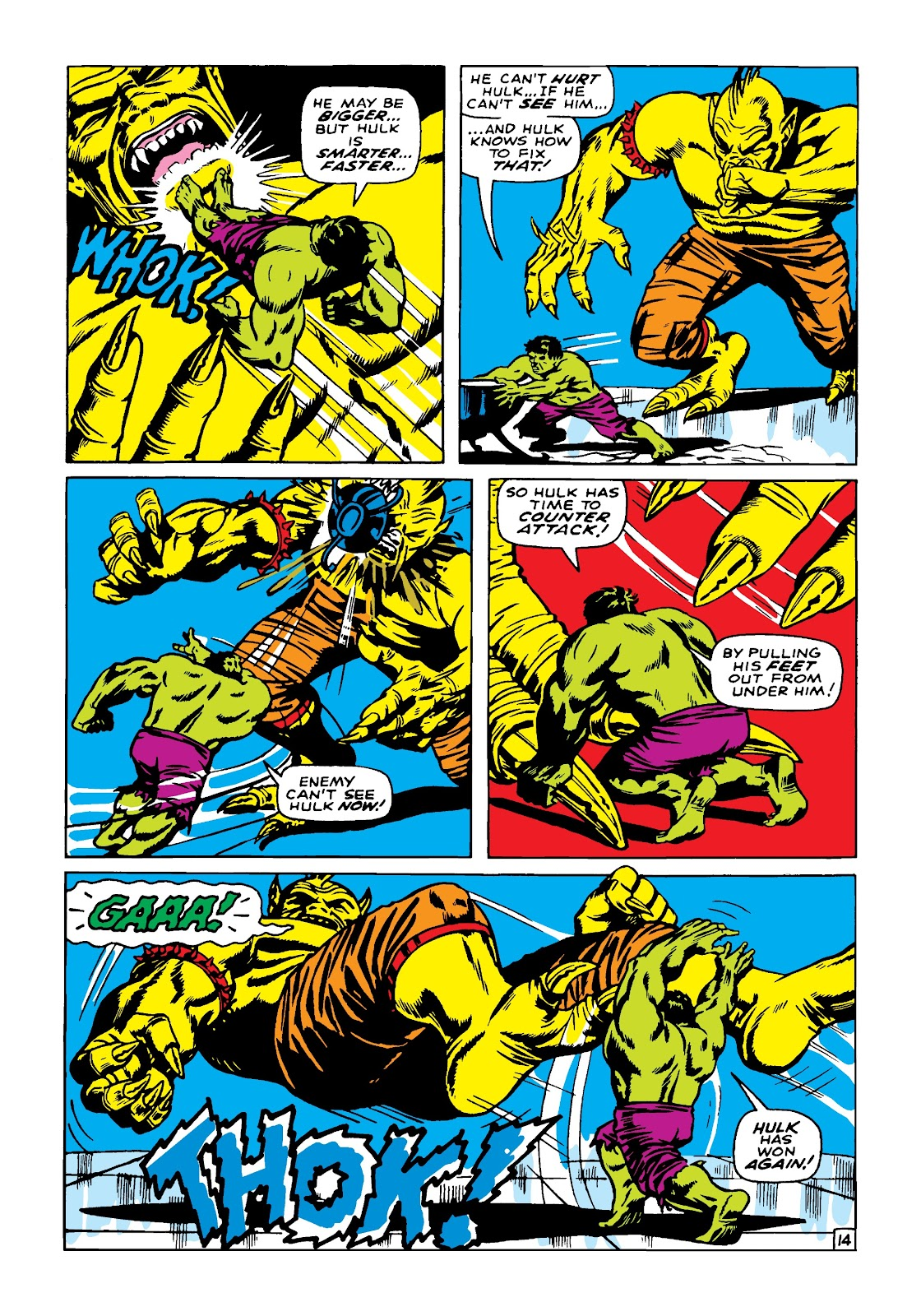 Read online Marvel Masterworks: The Incredible Hulk comic -  Issue # TPB 4 (Part 2) - 5