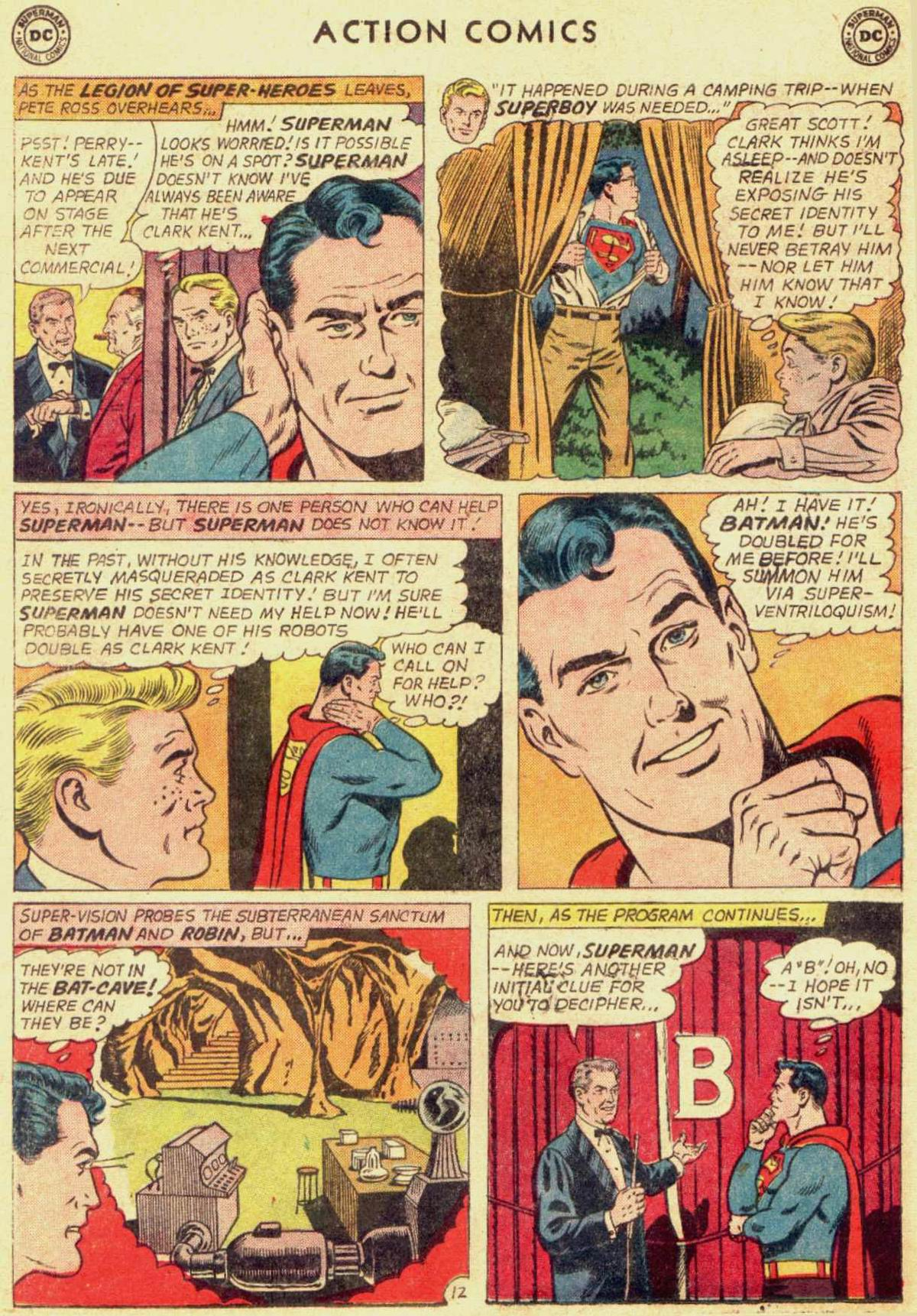 Read online Action Comics (1938) comic -  Issue #309 - 14