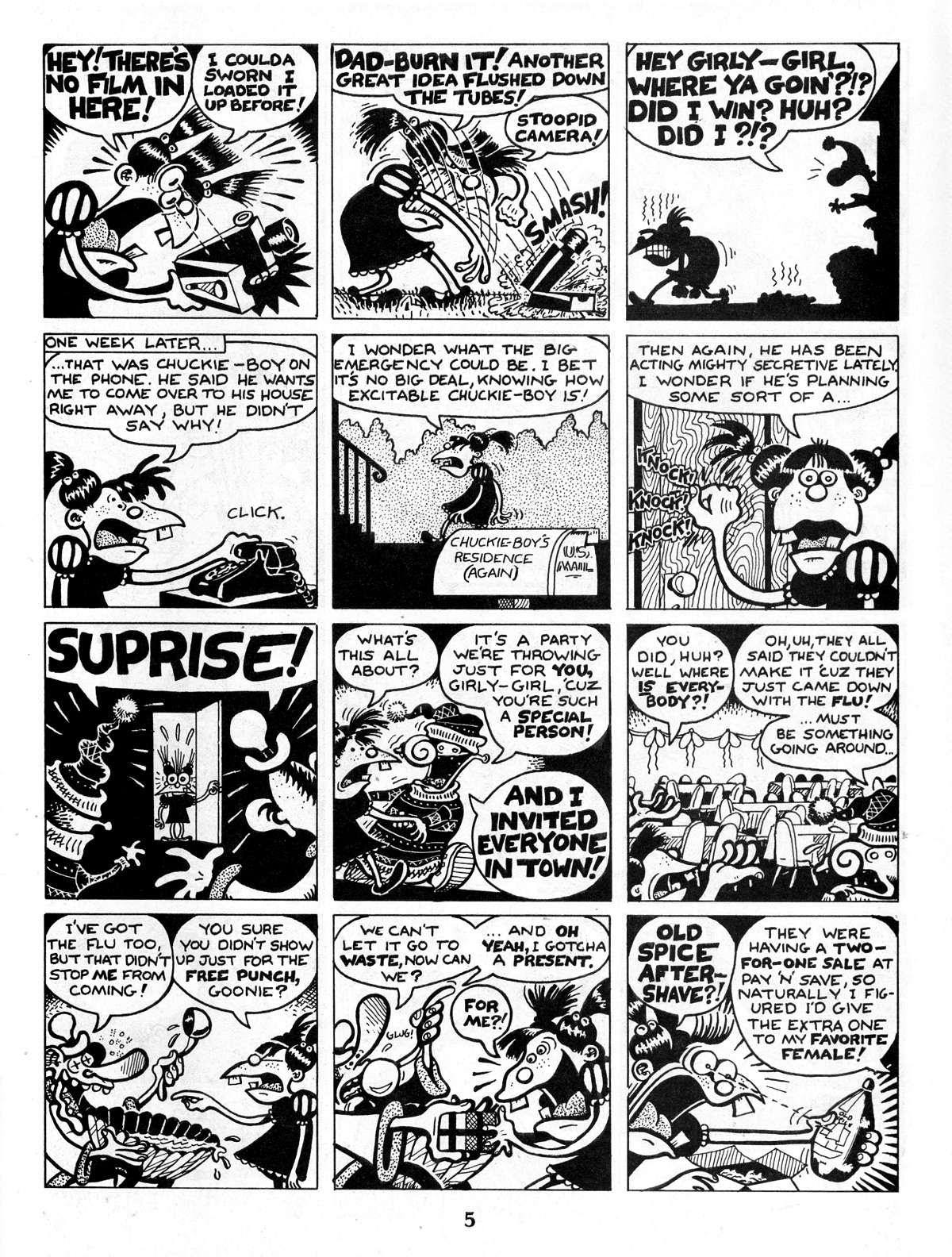 Read online Neat Stuff comic -  Issue #3 - 7