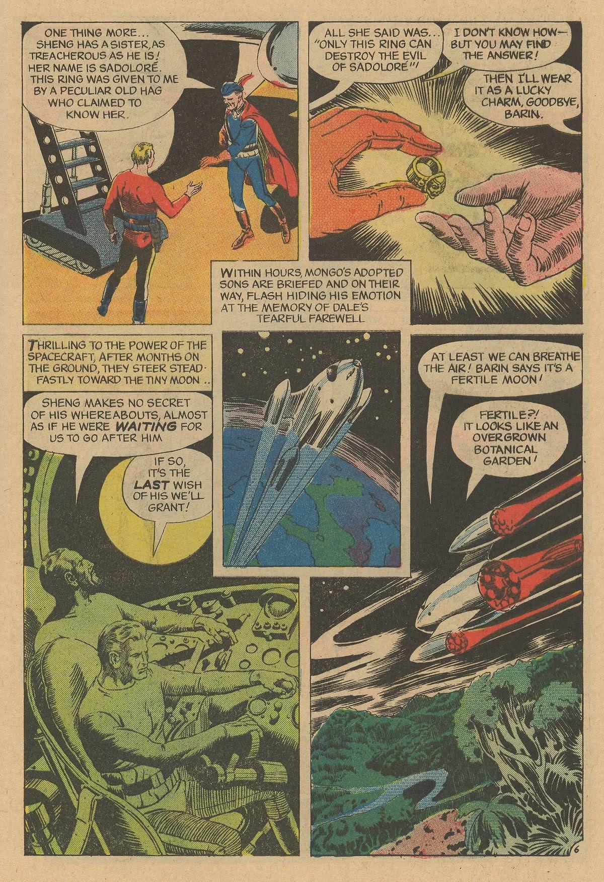 Flash Gordon (1969) issue 12 - Page 9