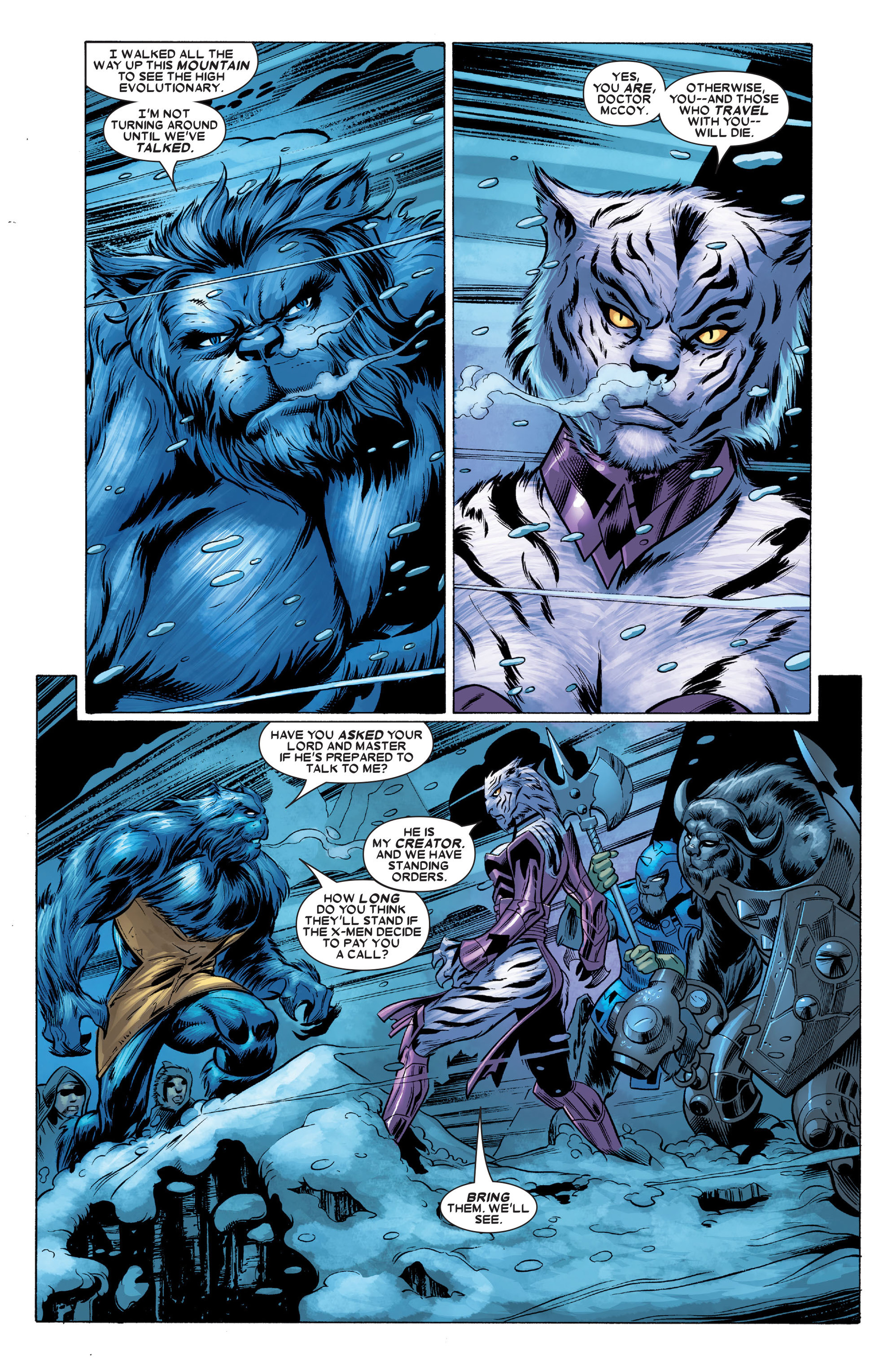 Read online X-Factor (2006) comic -  Issue #21 - 25