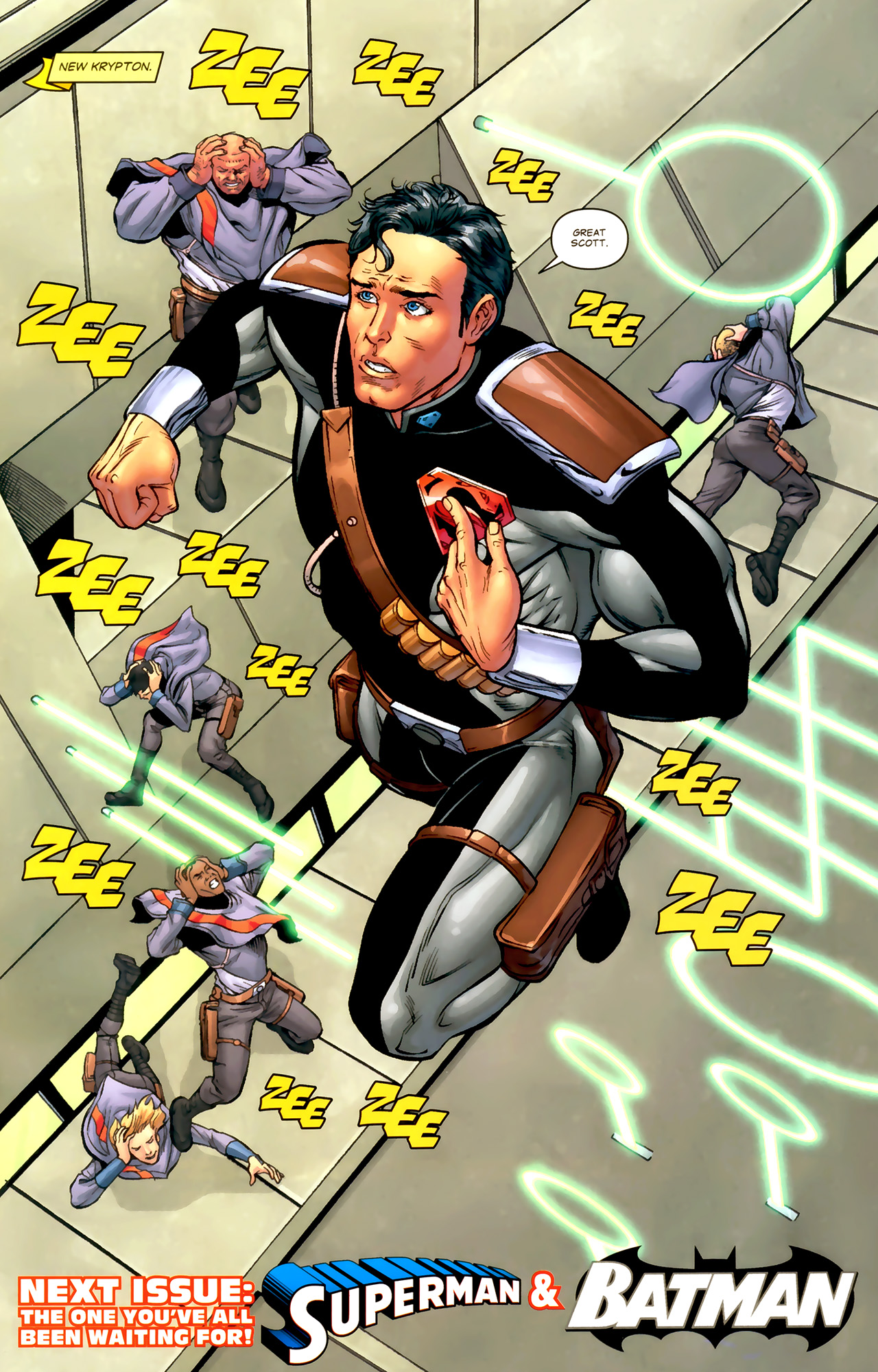 Read online World's Finest (2009) comic -  Issue #3 - 22